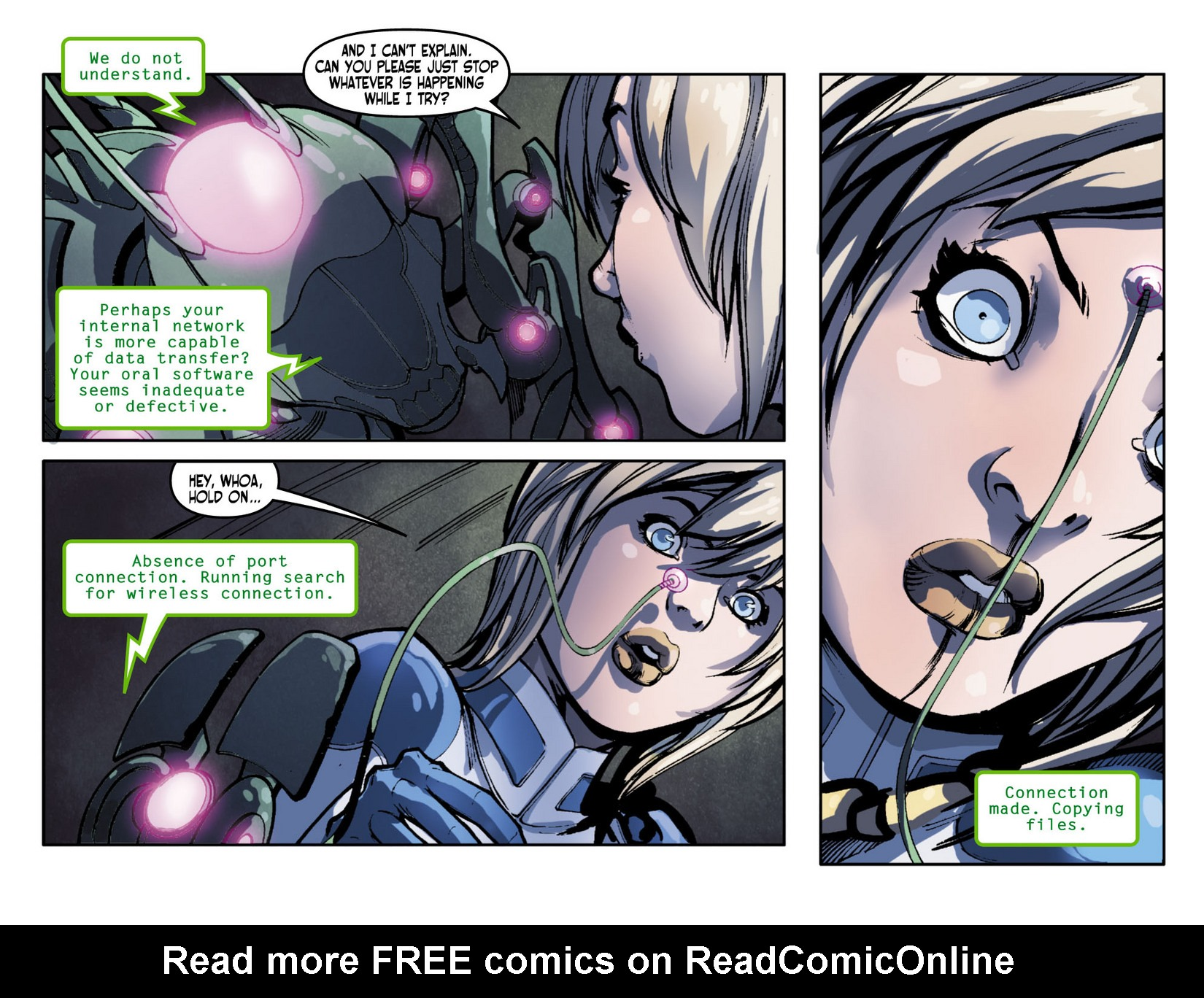Read online Ame-Comi Girls comic -  Issue #2 - 17