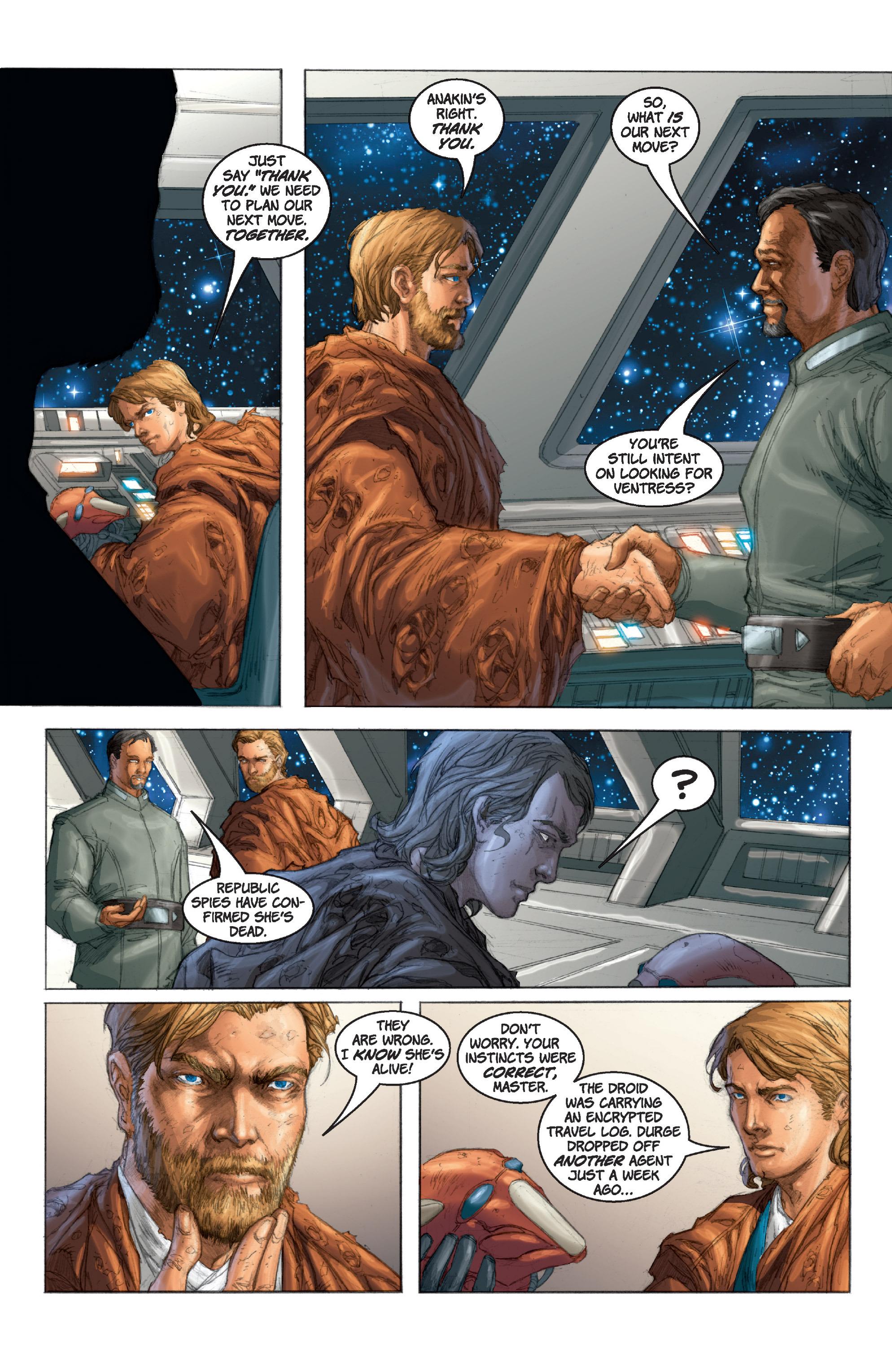 Read online Star Wars Omnibus comic -  Issue # Vol. 26 - 142
