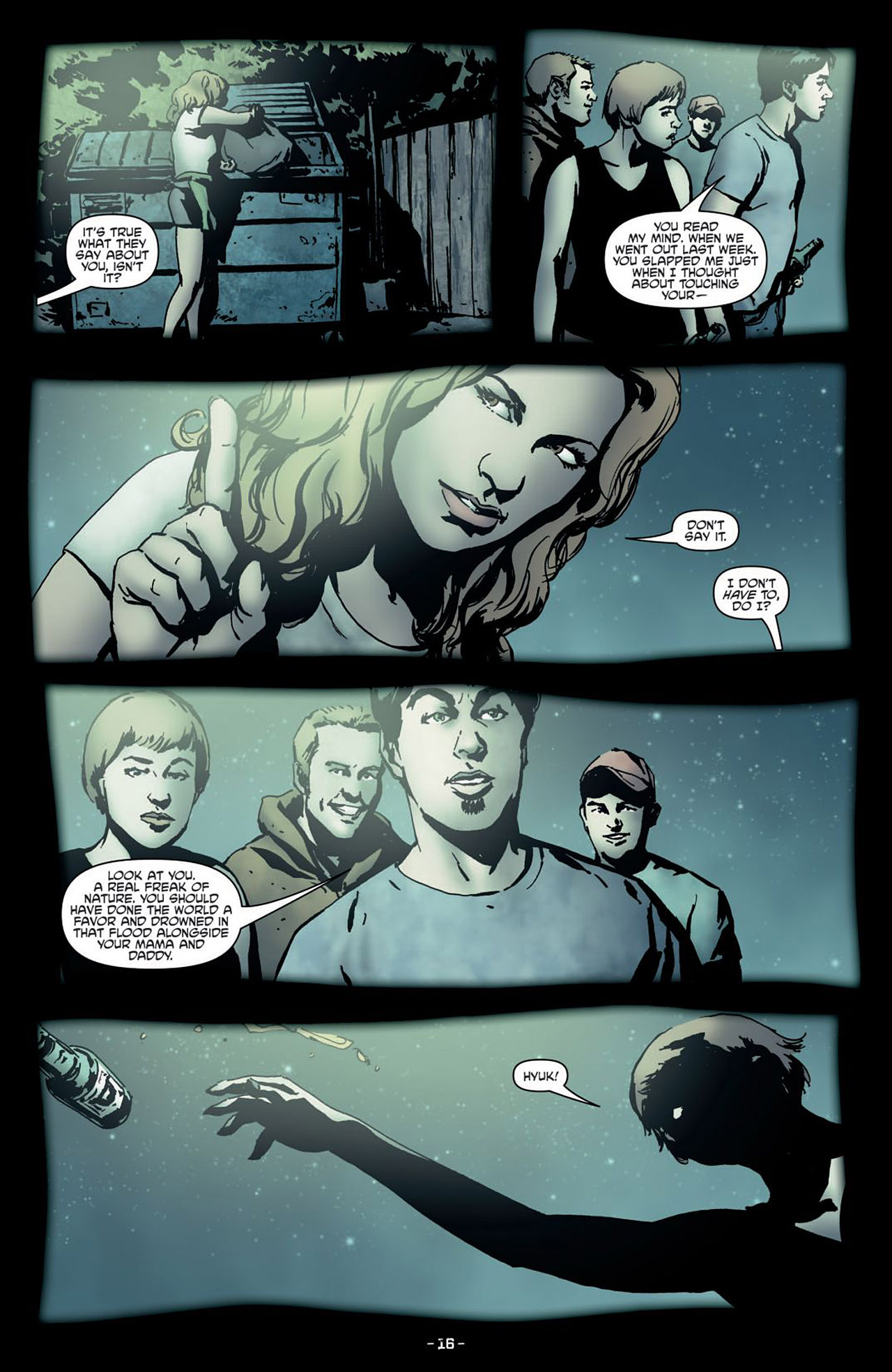 Read online True Blood (2012) comic -  Issue #1 - 19