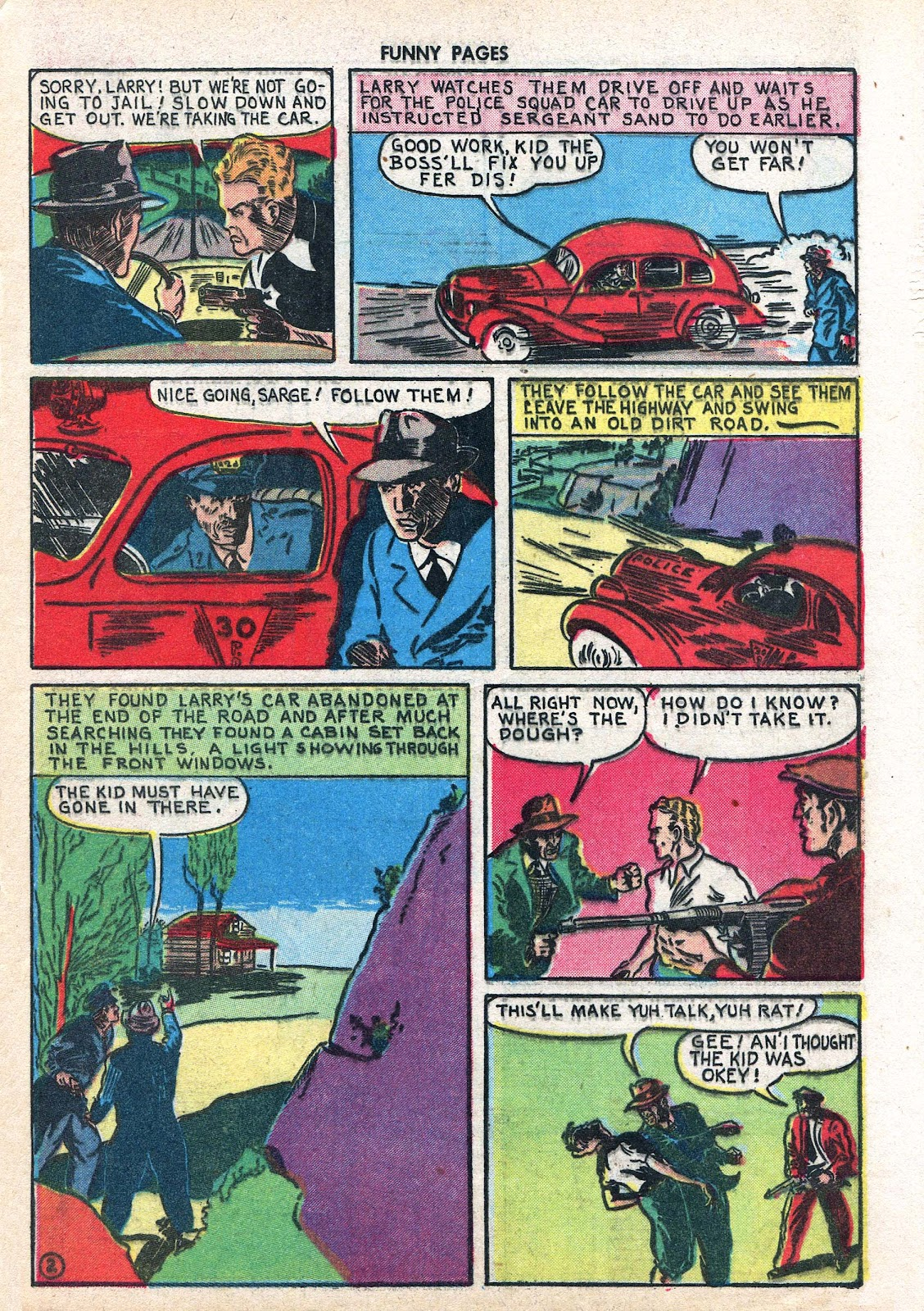 Funny Pages issue 42 - Page 20