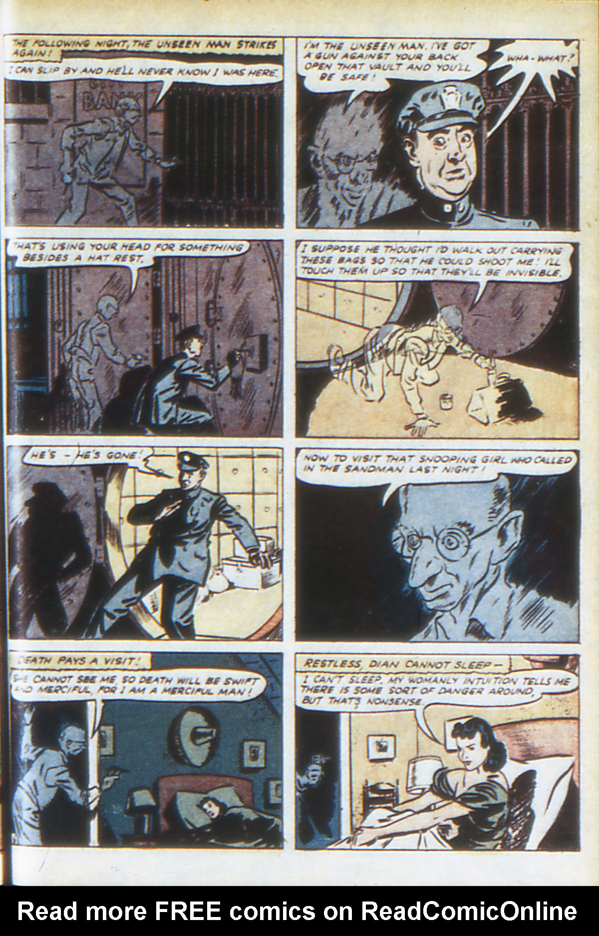 Read online Adventure Comics (1938) comic -  Issue #64 - 64
