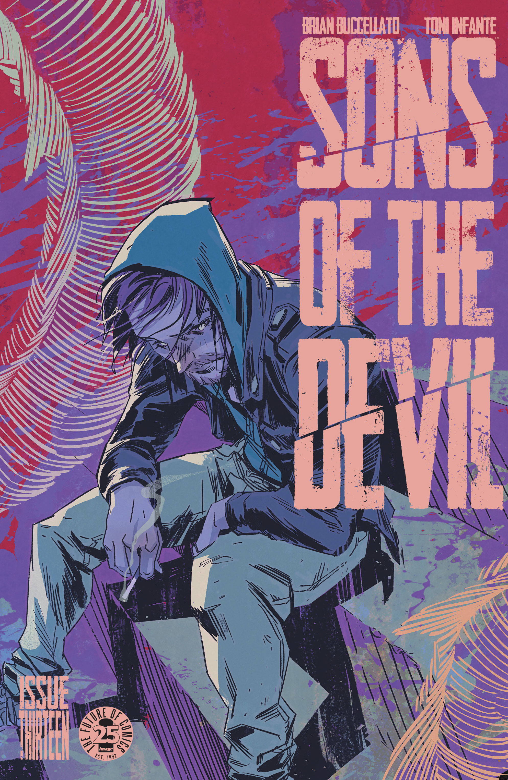 Read online Sons of the Devil comic -  Issue #13 - 1