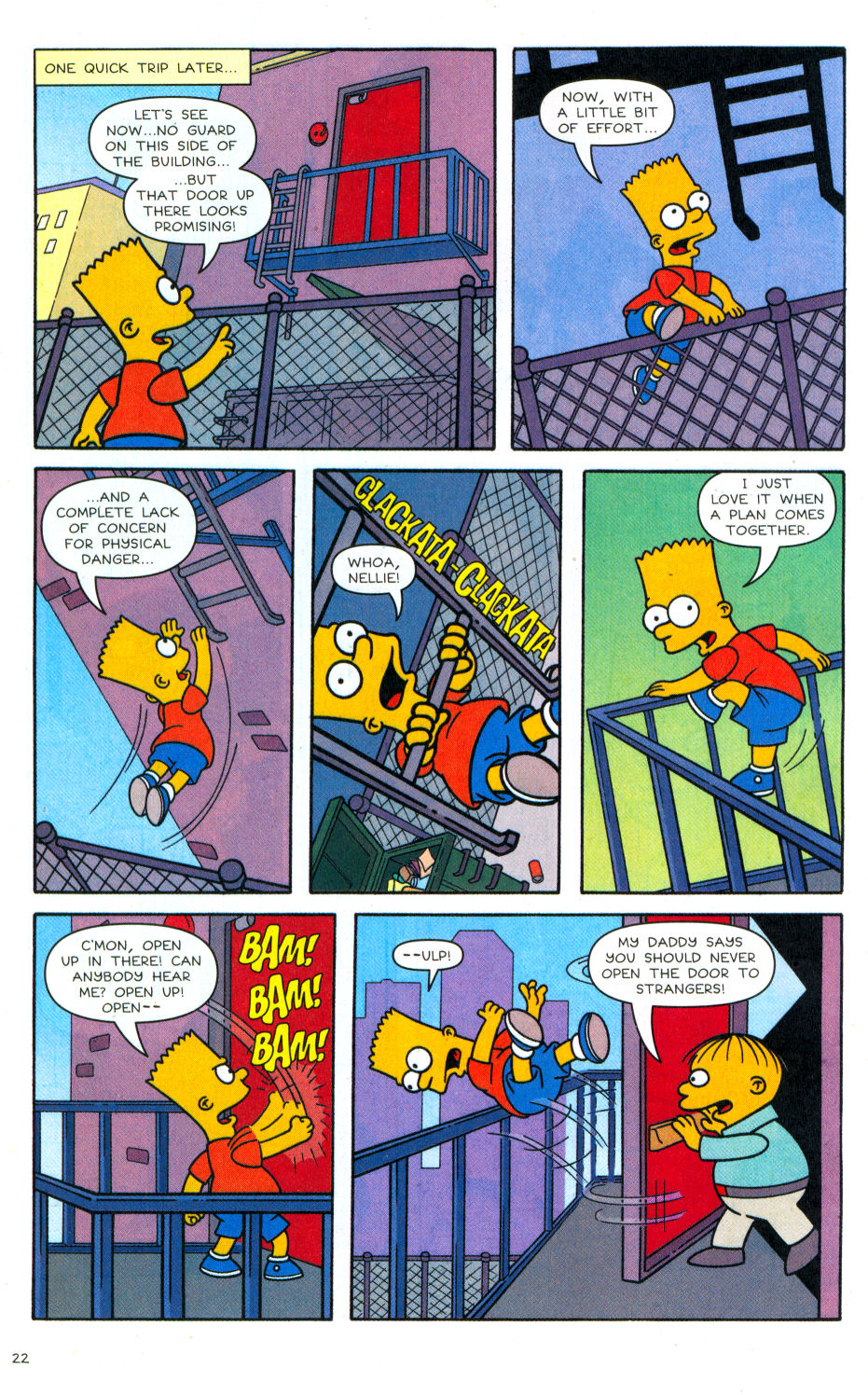 Read online Simpsons Comics Presents Bart Simpson comic -  Issue #28 - 18