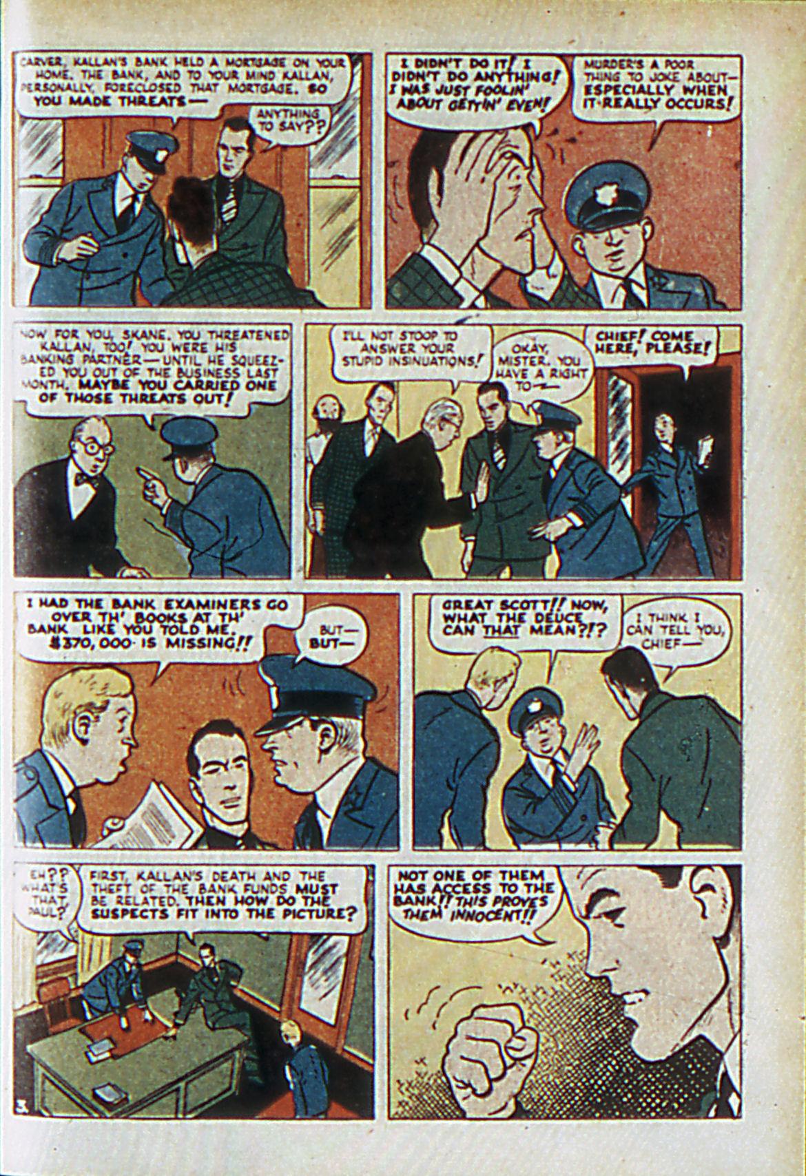 Read online Adventure Comics (1938) comic -  Issue #61 - 44
