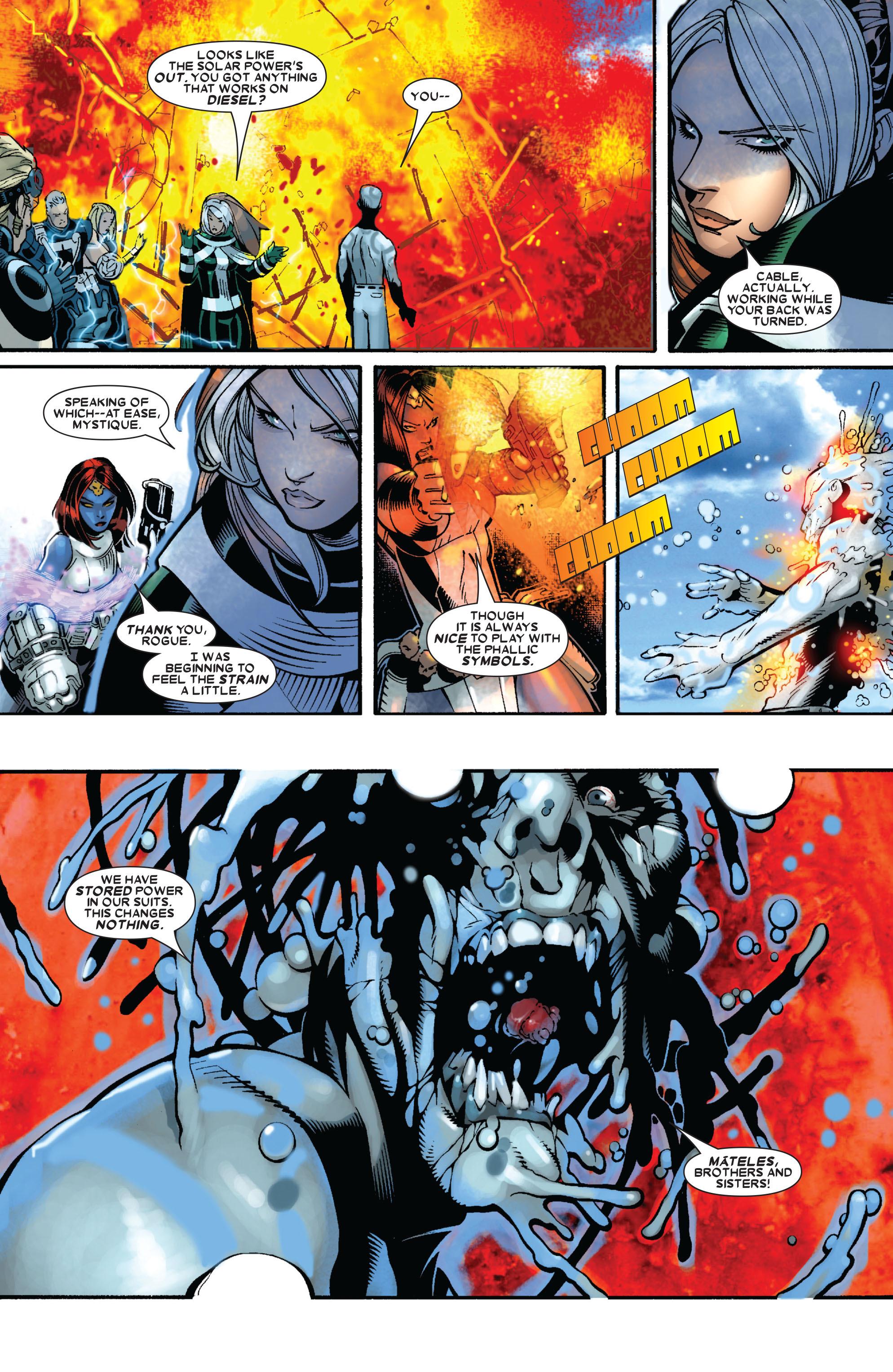 X-Men (1991) 193 Page 7
