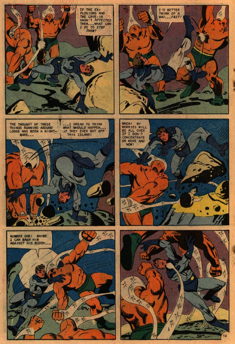 Blue Beetle (1967) issue 2 - Page 18