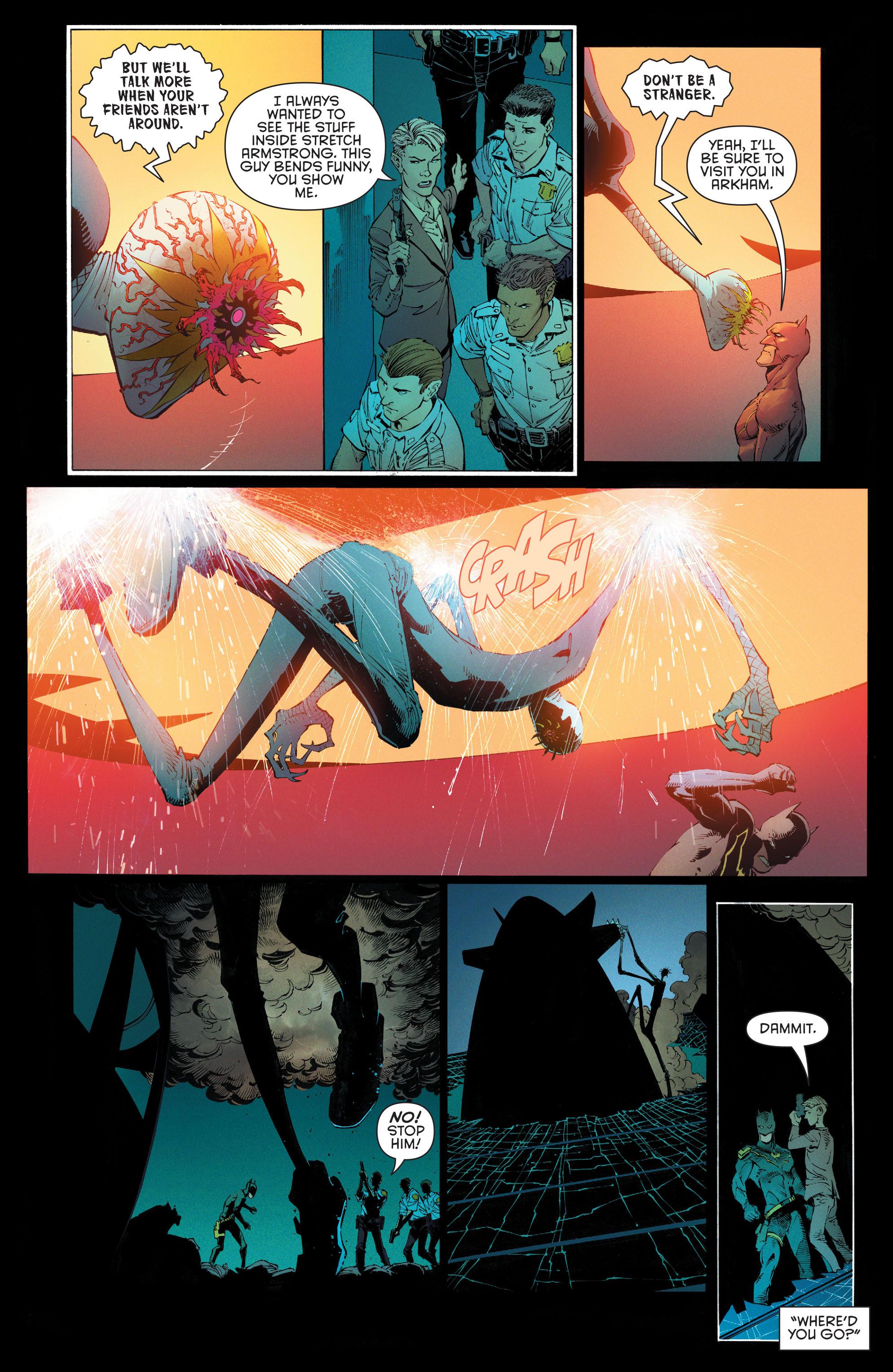 Read online Batman (2011) comic -  Issue # _TPB 9 - 12