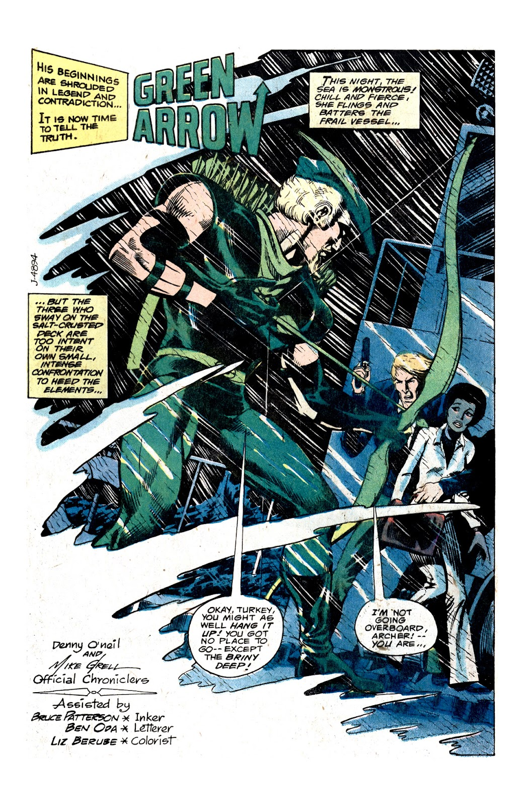 DC Super Stars issue 17 - Page 4