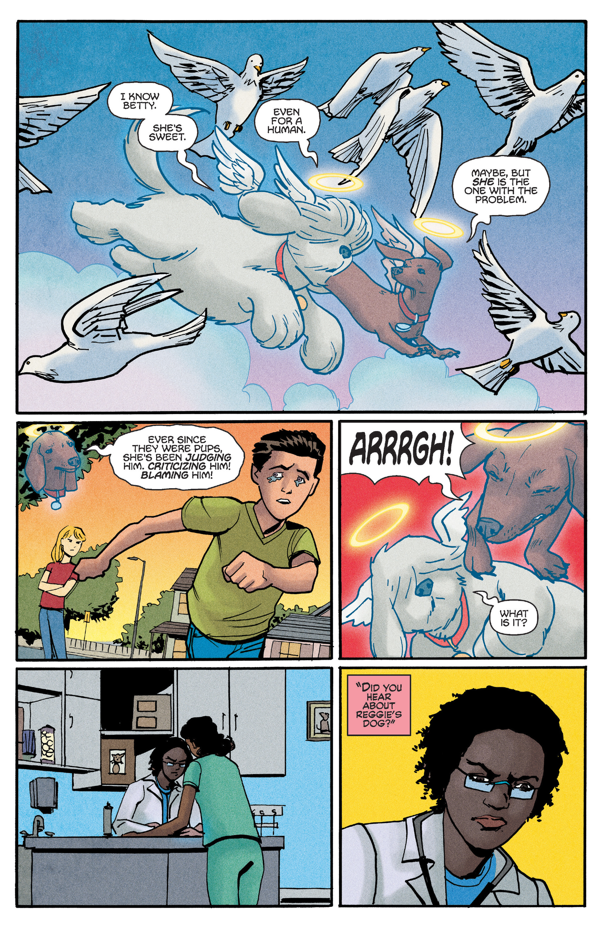 Read online Reggie and Me comic -  Issue #5 - 8