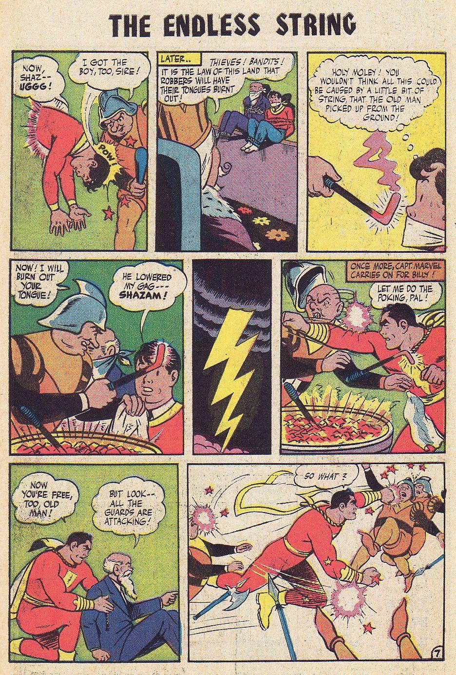 Read online Shazam! (1973) comic -  Issue #1 - 25