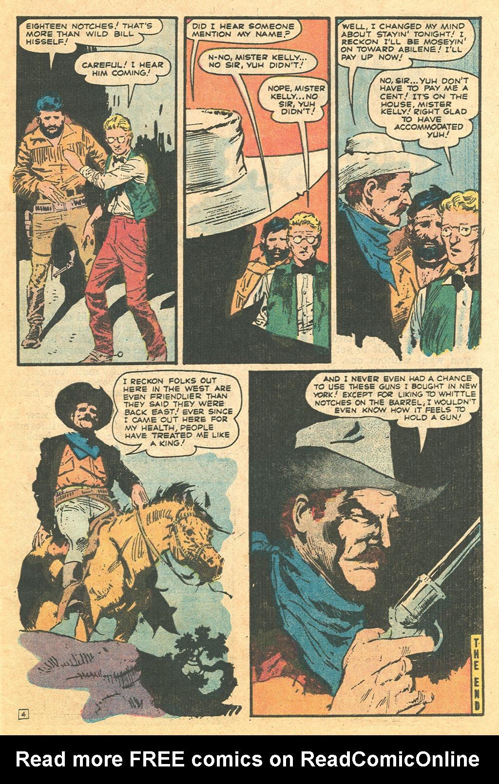 Read online Two-Gun Kid comic -  Issue #110 - 33