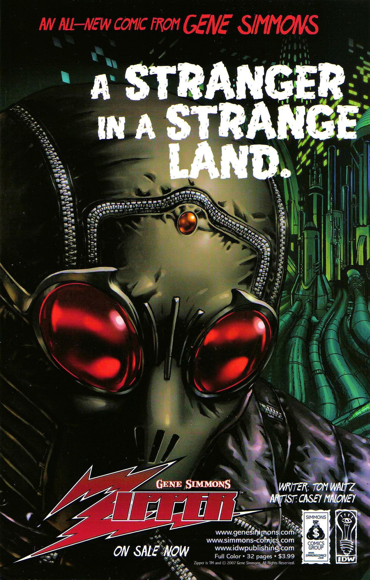 Read online Dominatrix comic -  Issue #5 - 35