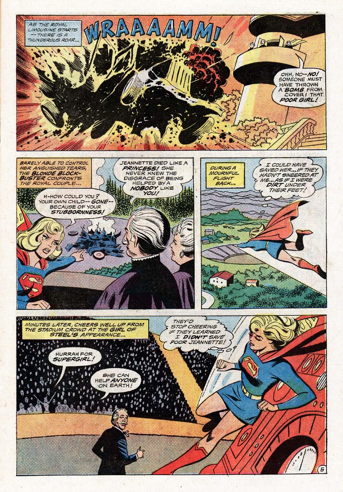 Read online Adventure Comics (1938) comic -  Issue #393 - 7