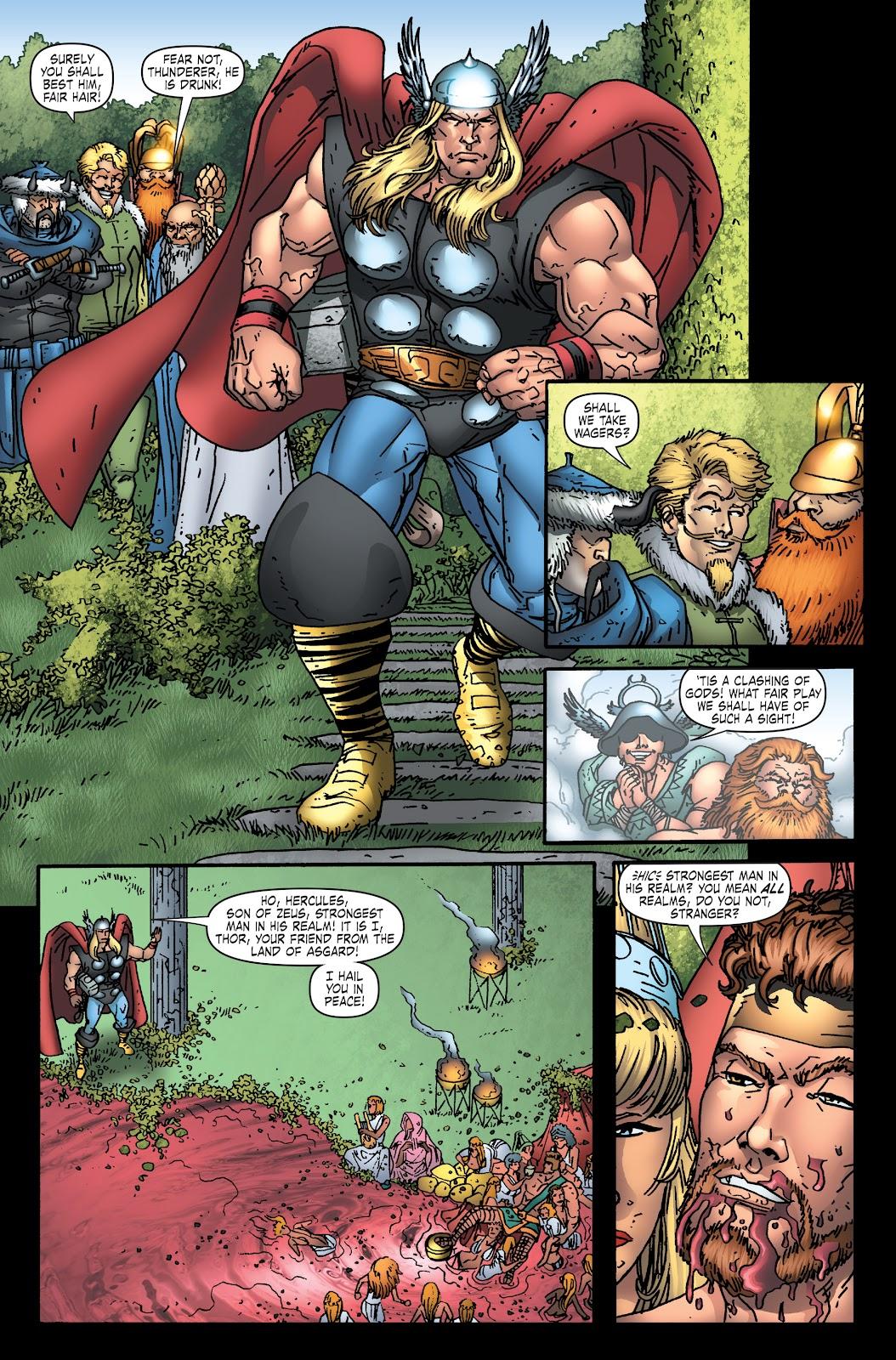 Read online Thor: Ragnaroks comic -  Issue # TPB (Part 1) - 53