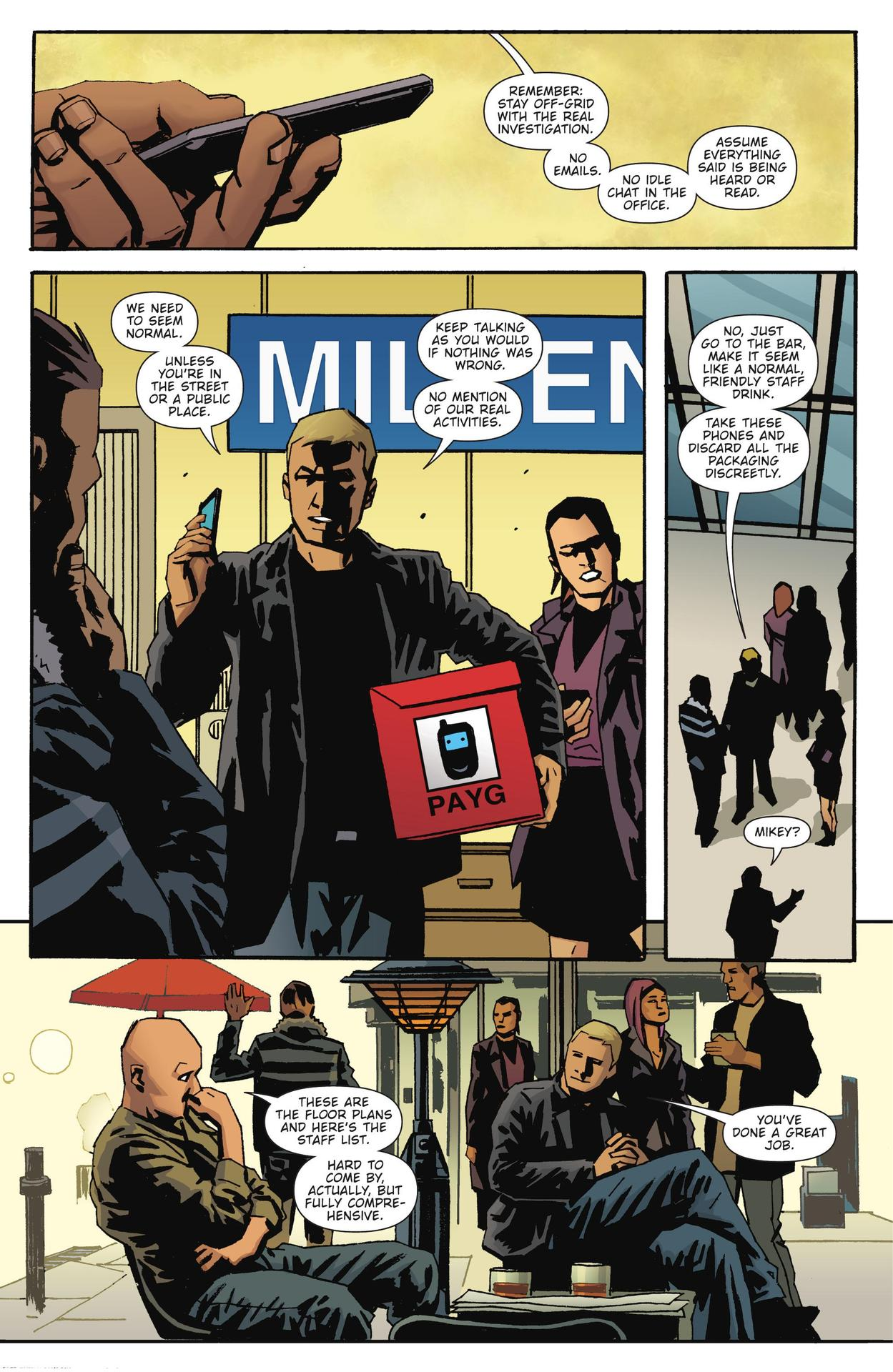Read online The Girl Who Kicked The Hornet's Nest comic -  Issue # TPB - 134