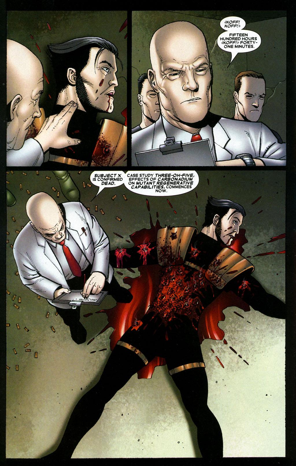 Read online Wolverine: Origins comic -  Issue #6 - 10