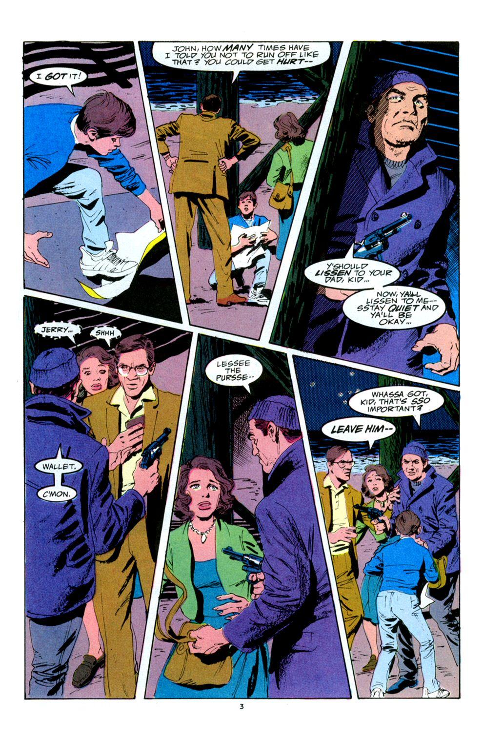 Read online Powerline comic -  Issue #5 - 5