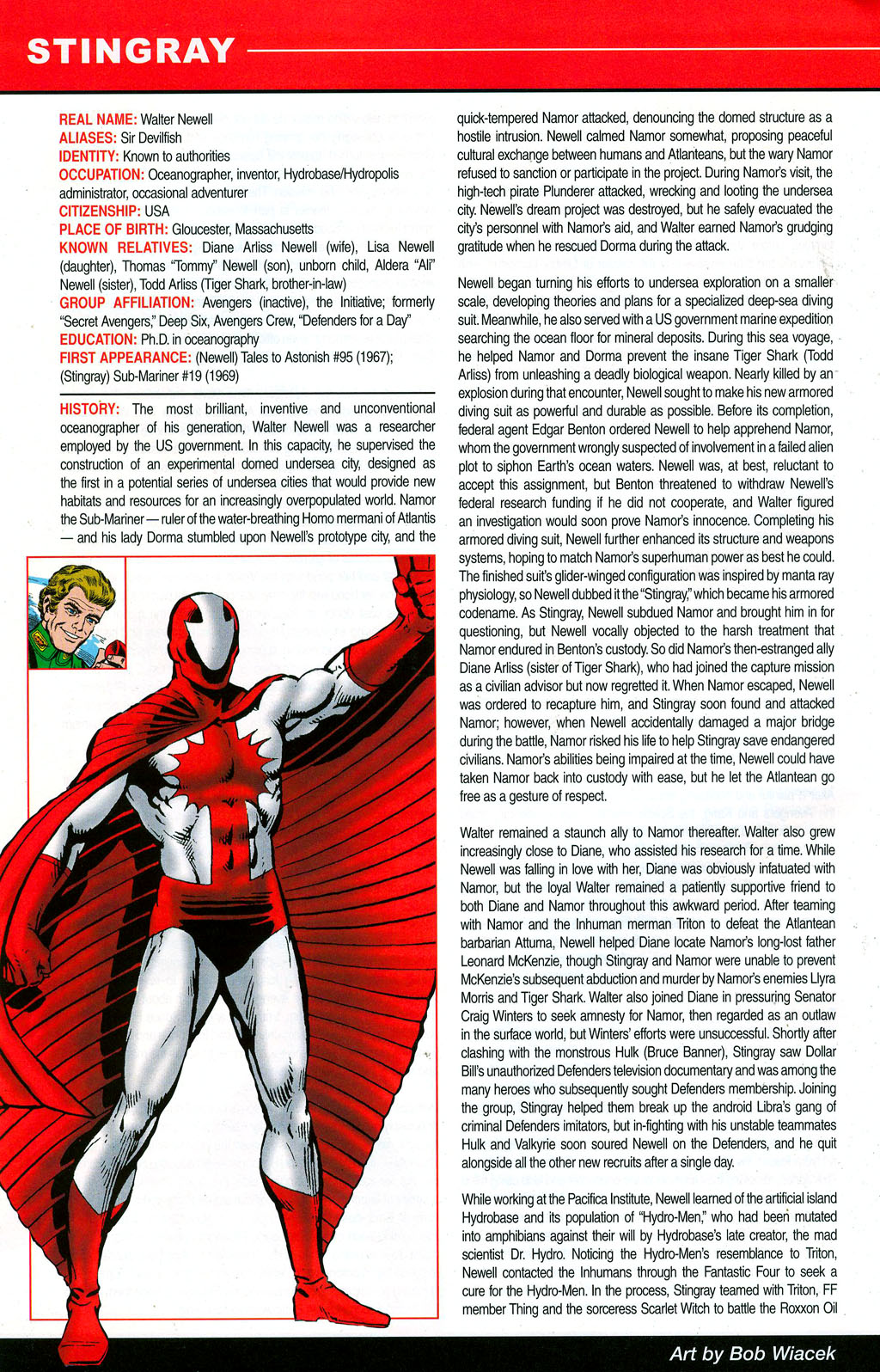 Read online All-New Official Handbook of the Marvel Universe A to Z: Update comic -  Issue #3 - 58