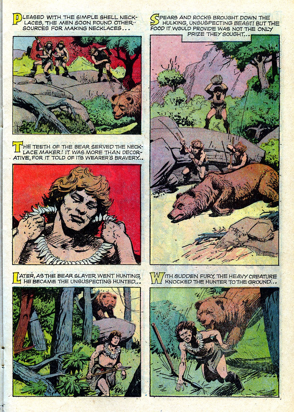 Read online Turok, Son of Stone comic -  Issue #72 - 15
