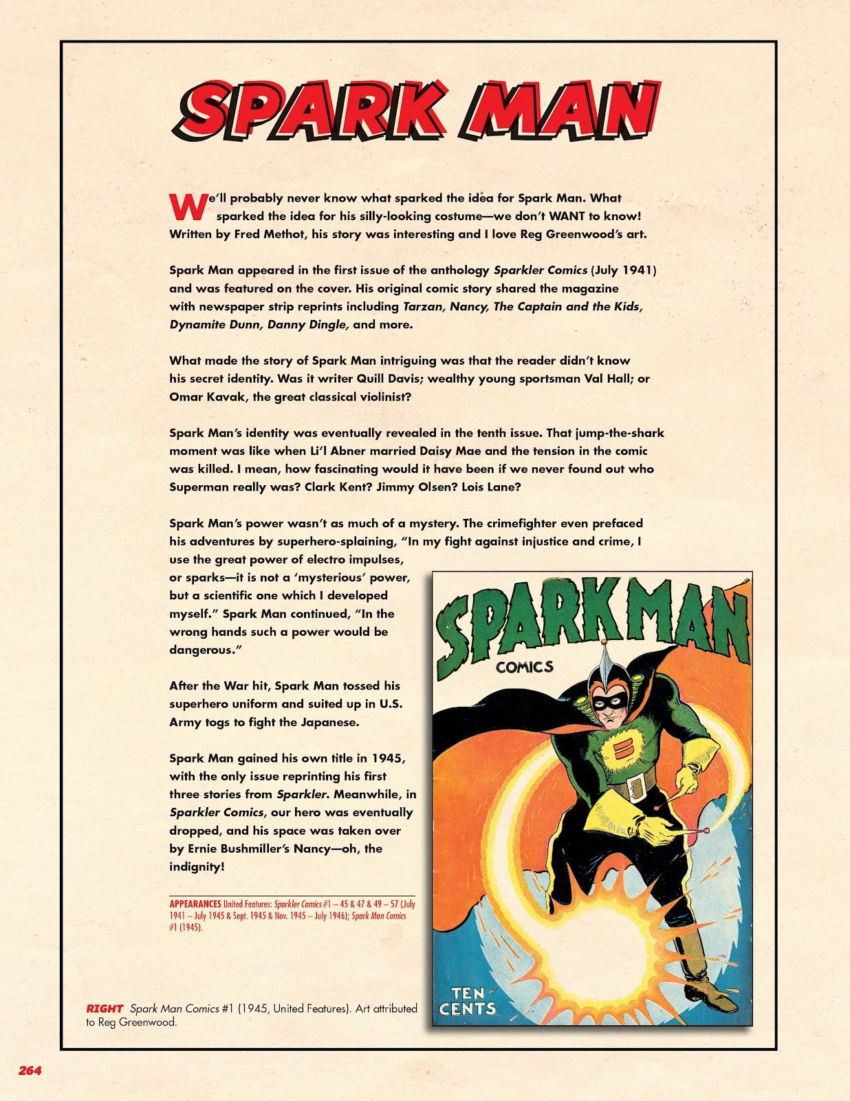Read online Super Weird Heroes comic -  Issue # TPB 2 (Part 3) - 64