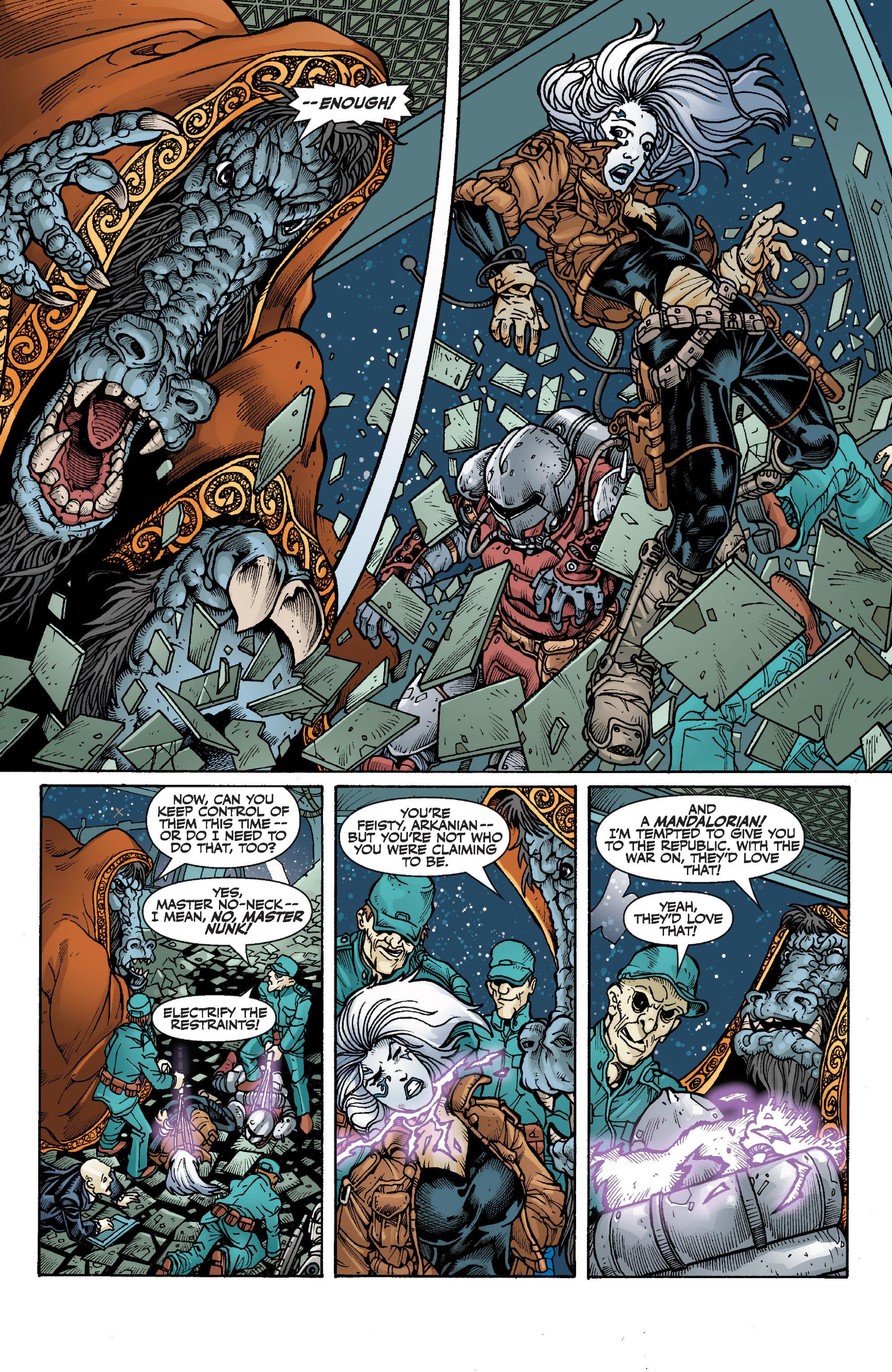 Read online Star Wars Omnibus comic -  Issue # Vol. 32 - 421