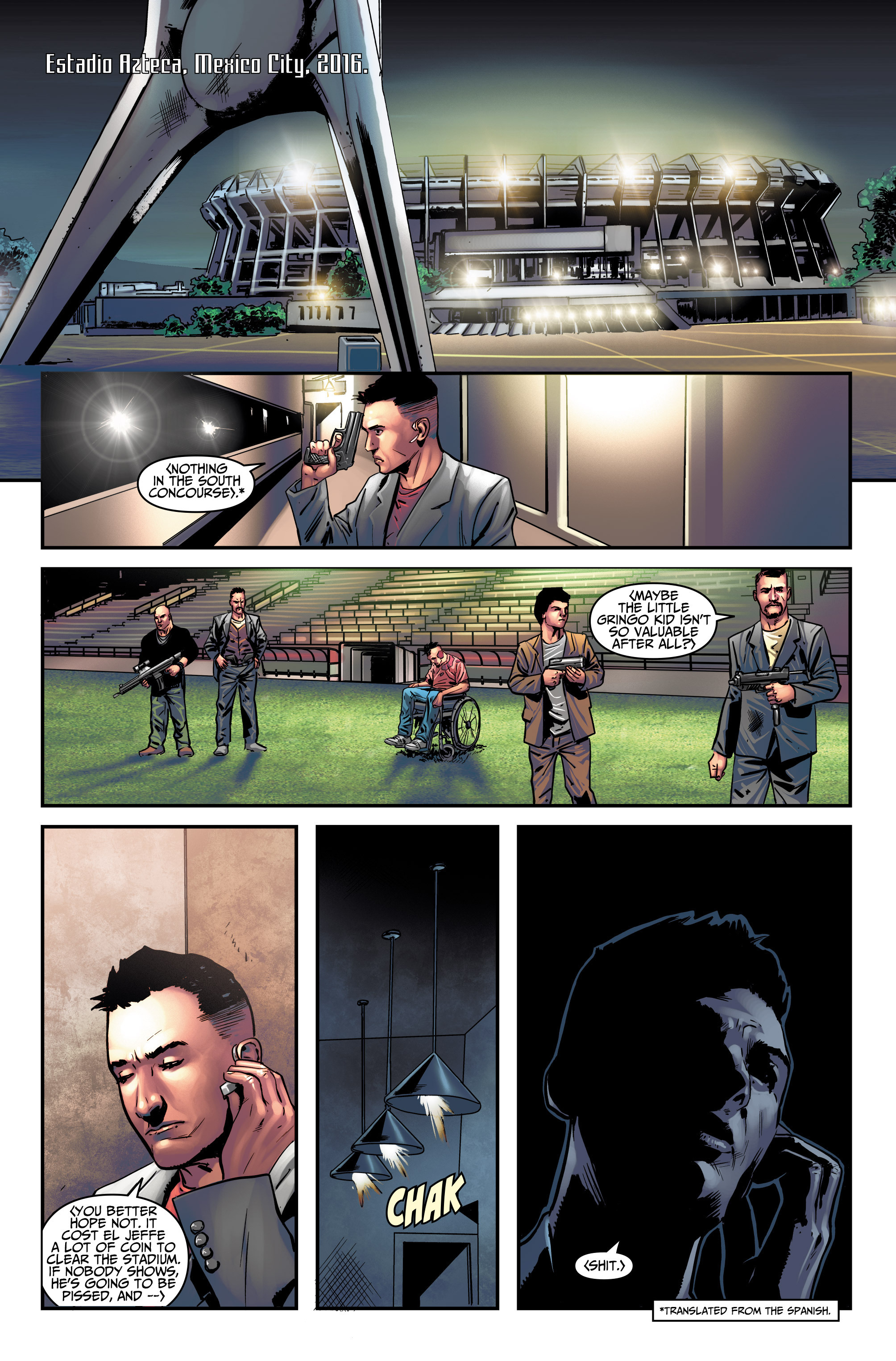 Read online Assassin's Creed (2015) comic -  Issue #9 - 3