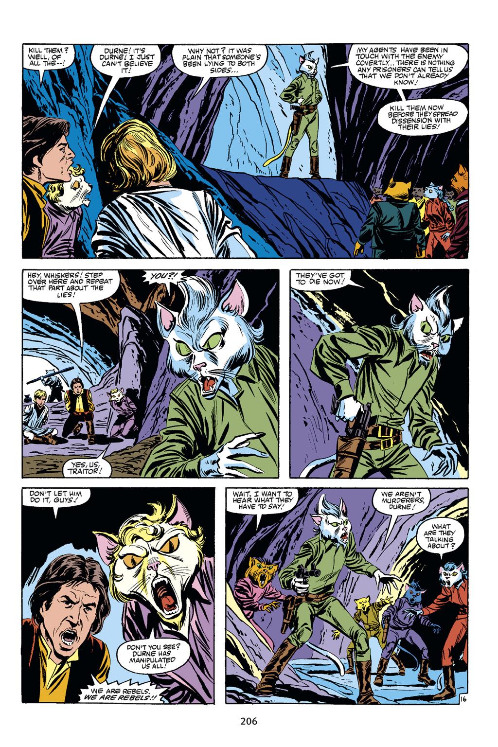 Read online Star Wars Omnibus comic -  Issue # Vol. 21 - 198