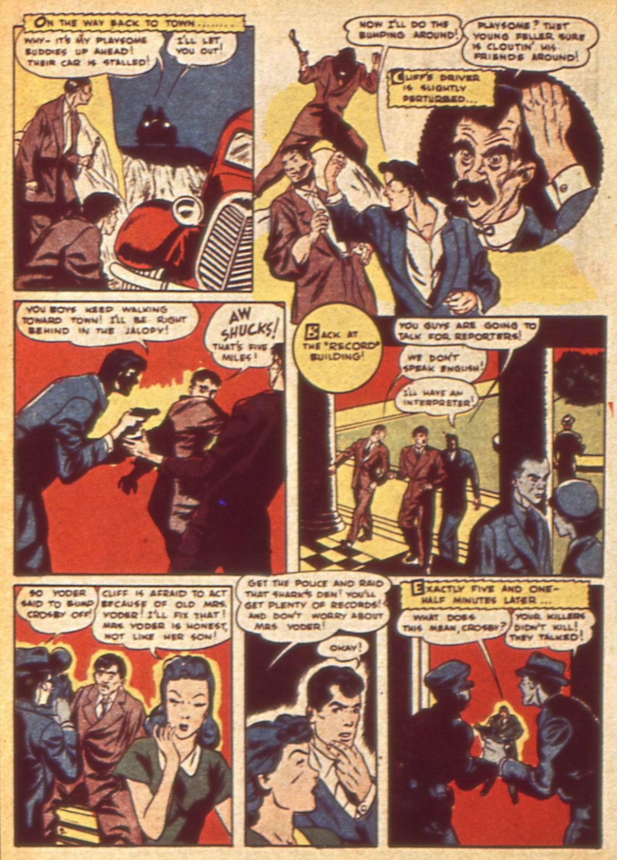 Read online Detective Comics (1937) comic -  Issue #49 - 48