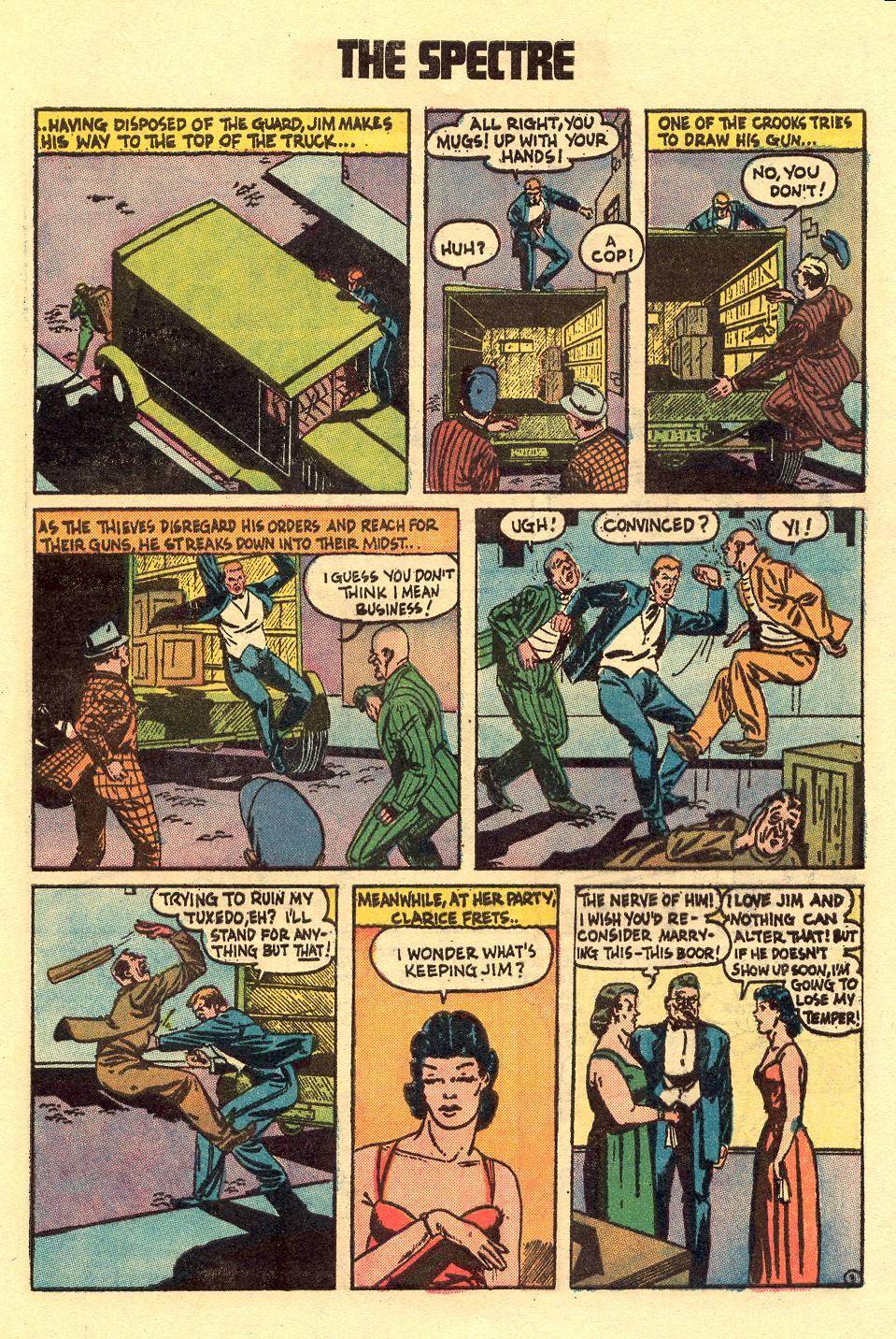 Read online Secret Origins (1973) comic -  Issue #5 - 5