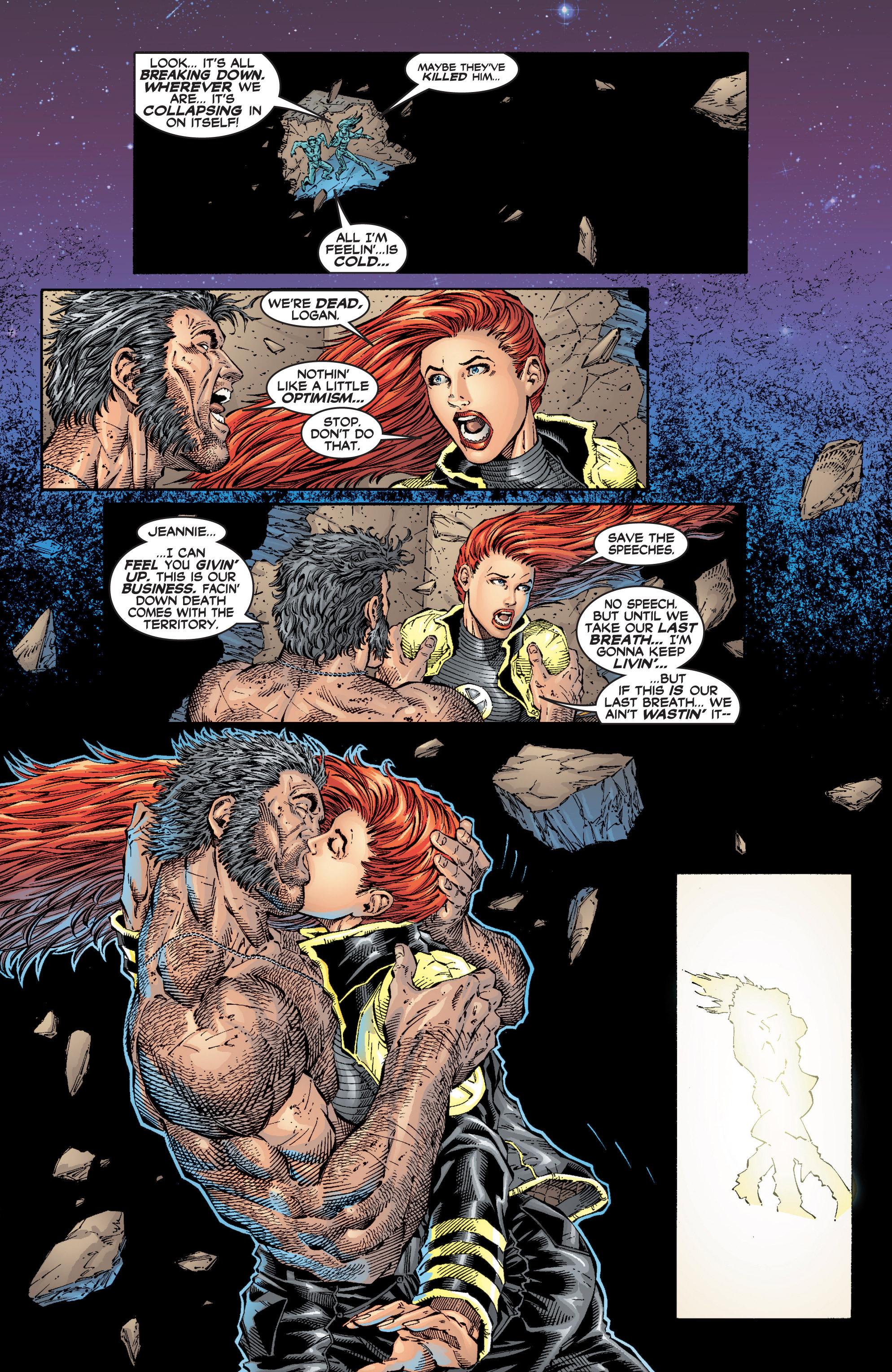 Read online Uncanny X-Men (1963) comic -  Issue #394 - 22