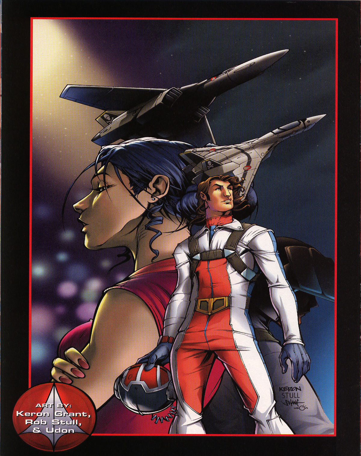 Robotech (2003) issue 0 - Page 30