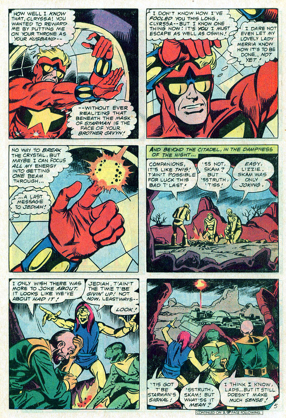 Read online Adventure Comics (1938) comic -  Issue #476 - 14