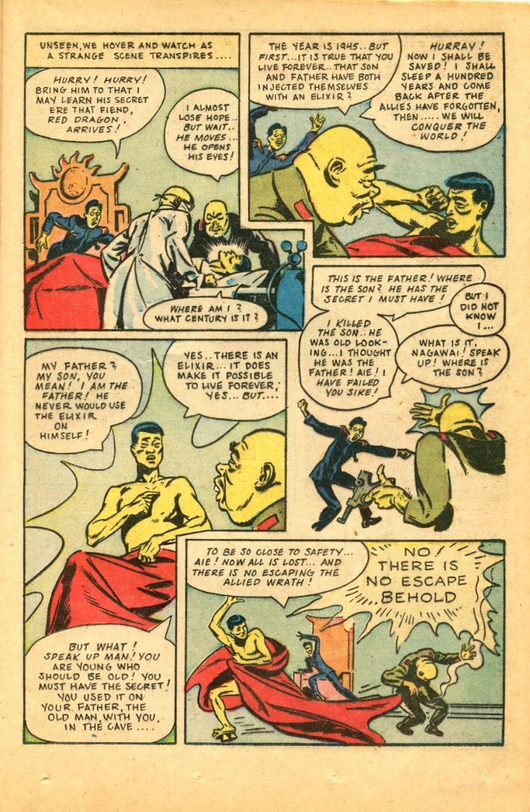 Read online Super-Magician Comics comic -  Issue #49 - 33