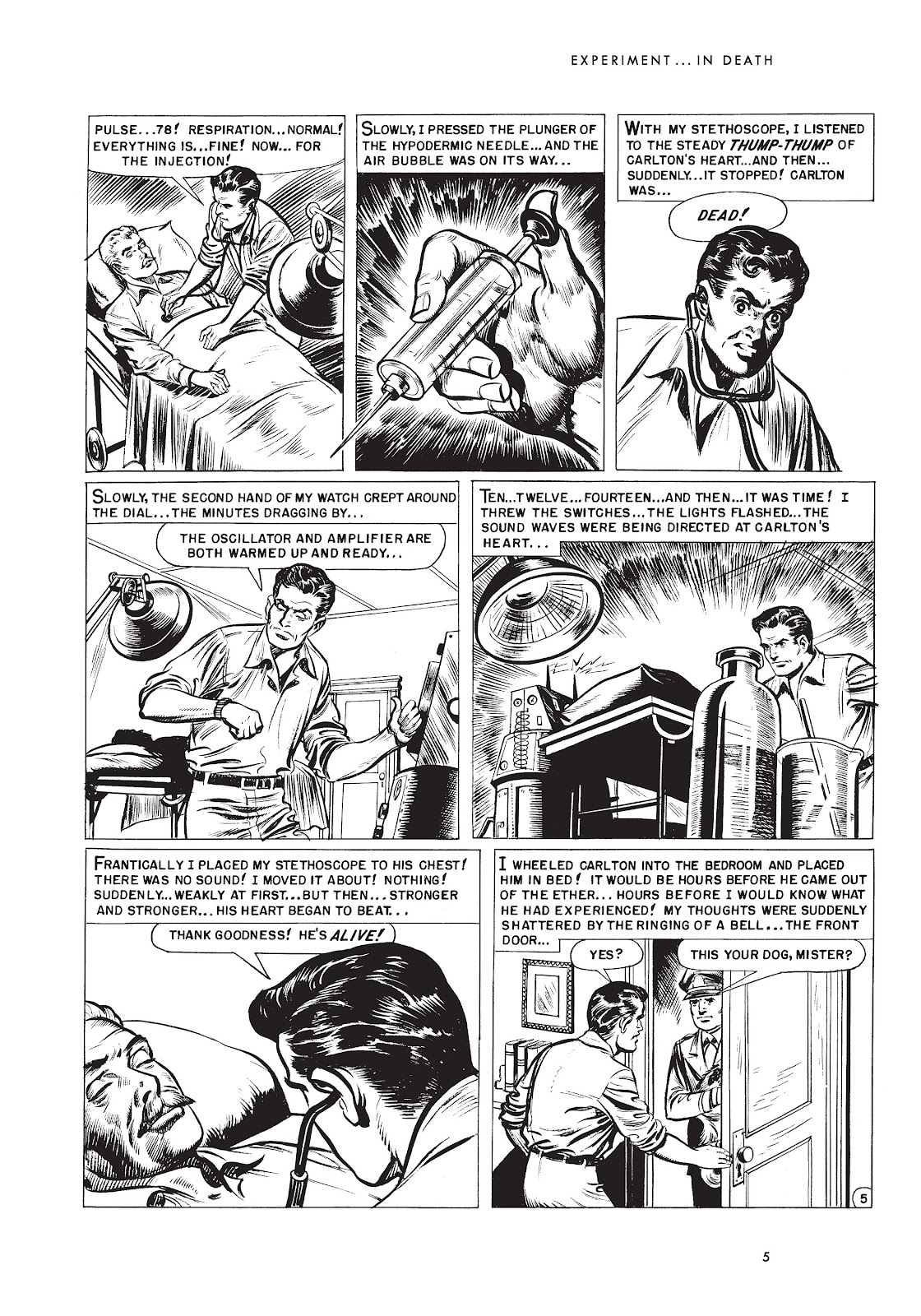 Read online The Martian Monster and Other Stories comic -  Issue # TPB (Part 1) - 20