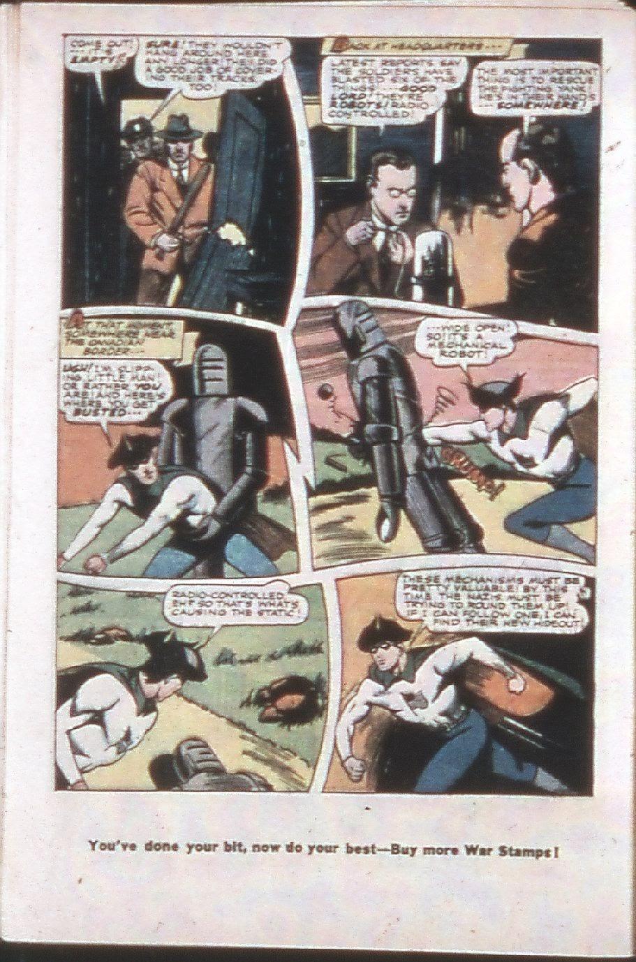 Read online America's Best Comics comic -  Issue #11 - 40