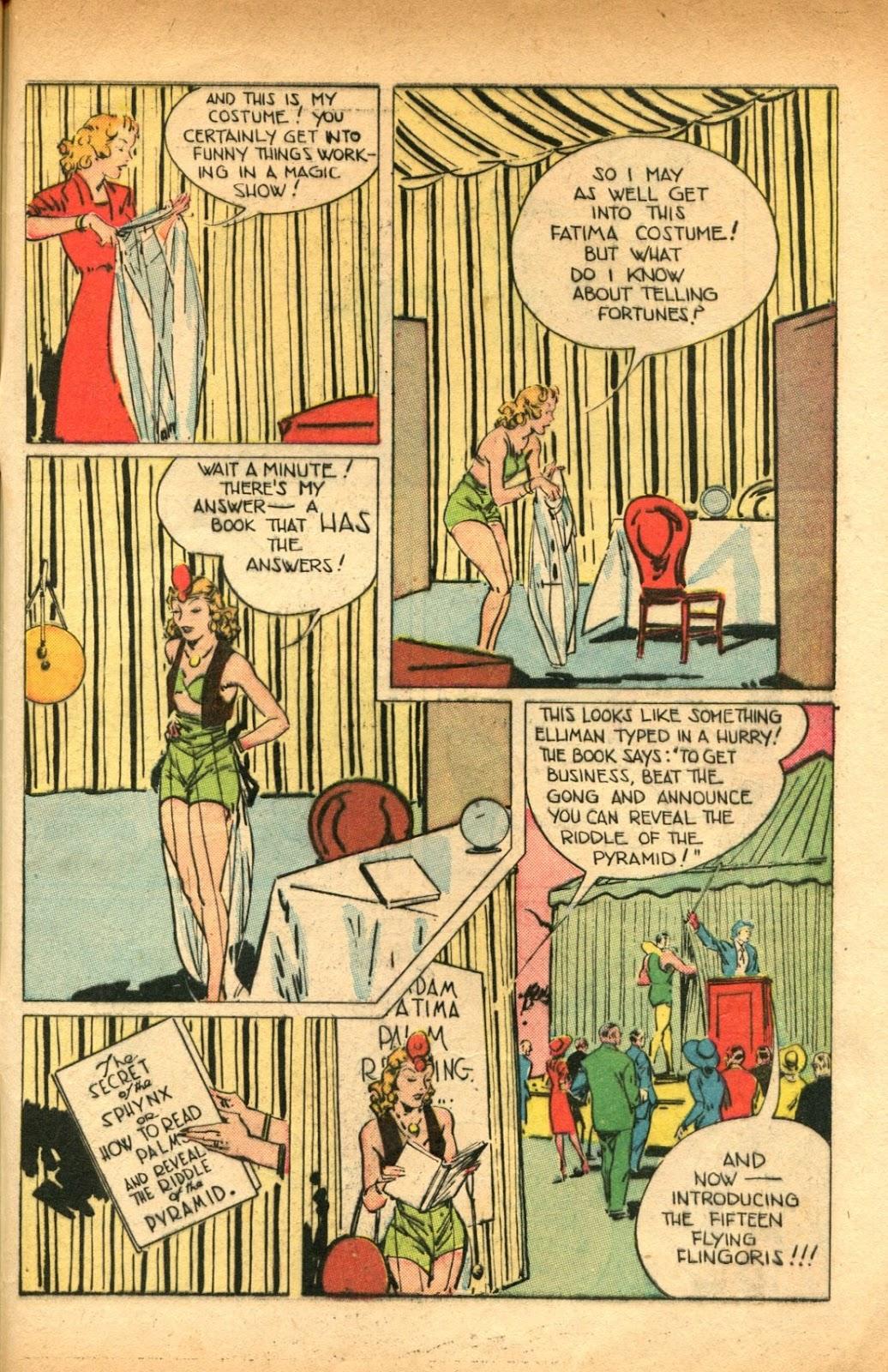 Read online Super-Magician Comics comic -  Issue #51 - 45
