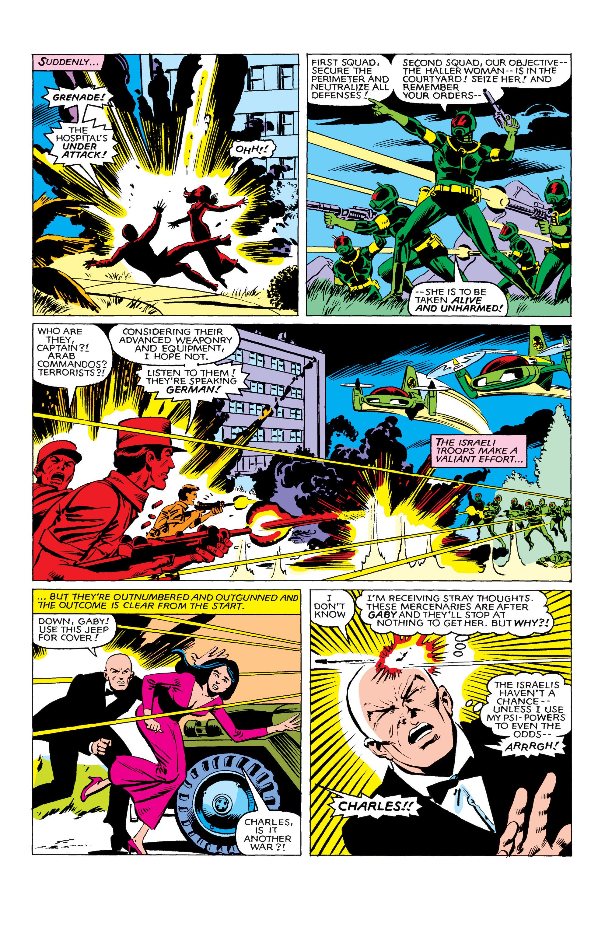 Read online Uncanny X-Men (1963) comic -  Issue #161 - 12