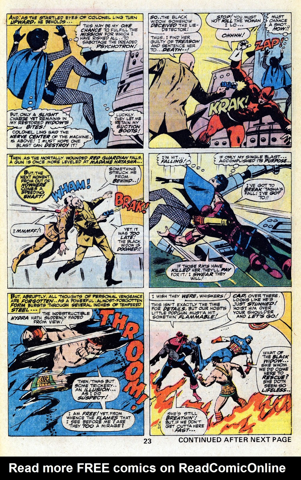 Marvel Triple Action (1972) issue 36 - Page 25