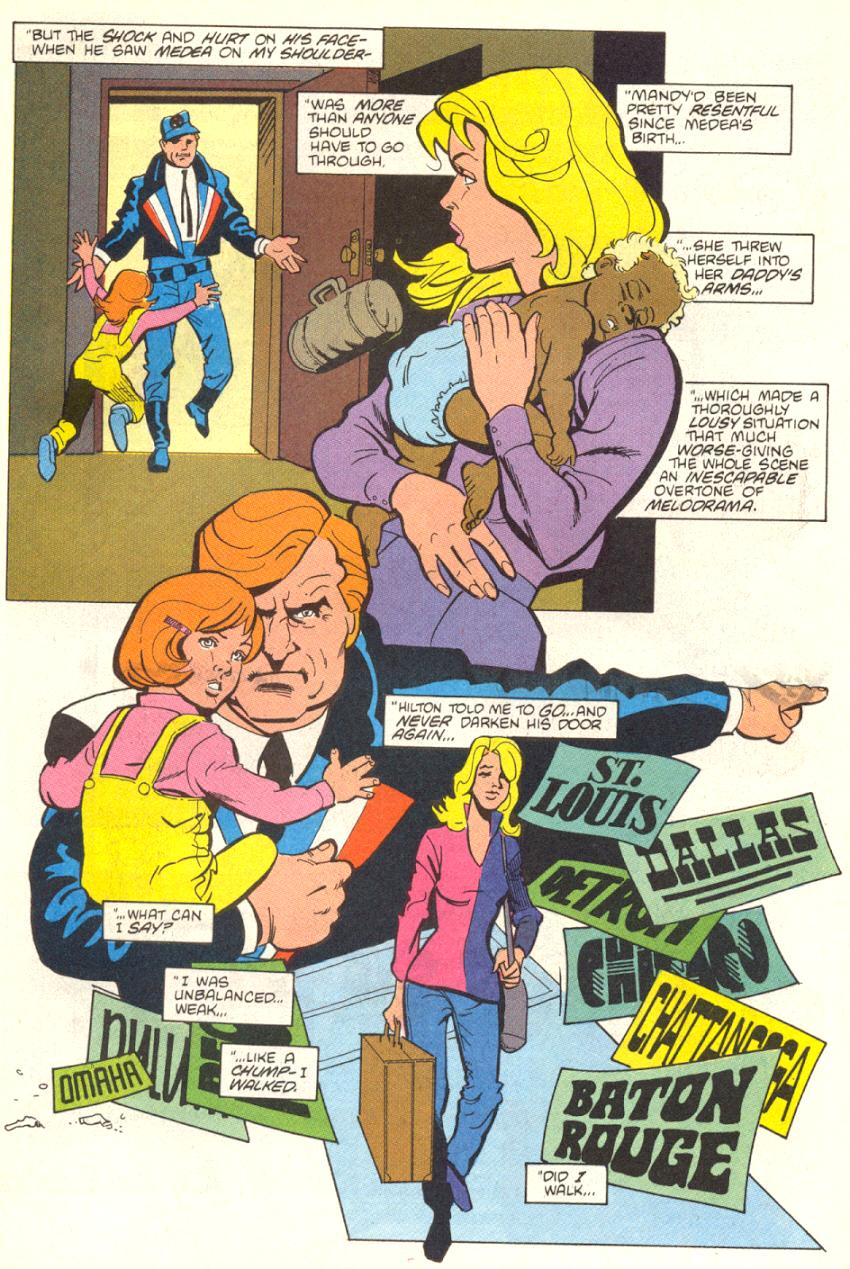 Read online American Flagg! comic -  Issue #13 - 24