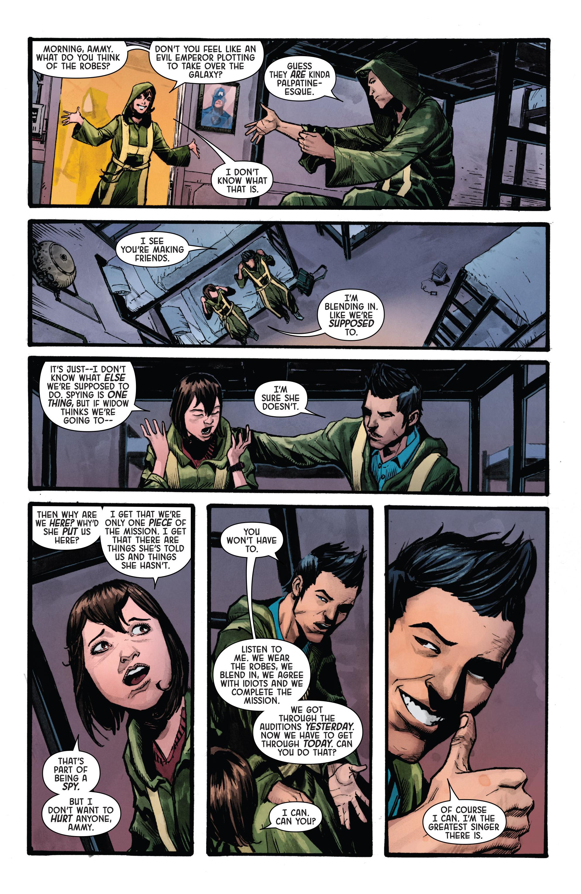 Read online Secret Empire: Uprising comic -  Issue # Full - 12