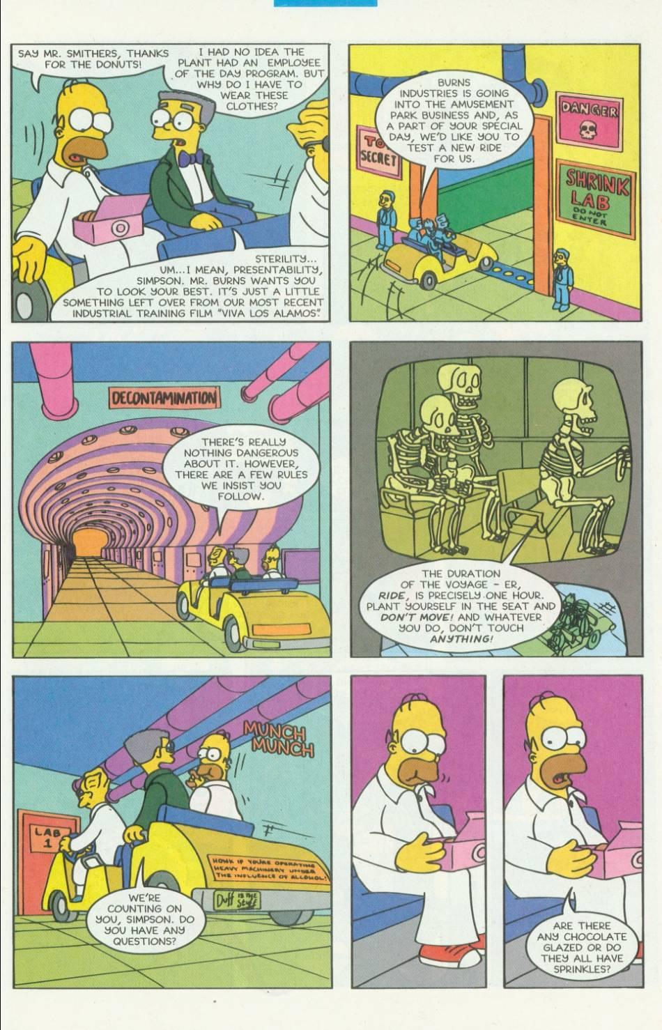 Read online Simpsons Comics comic -  Issue #8 - 8