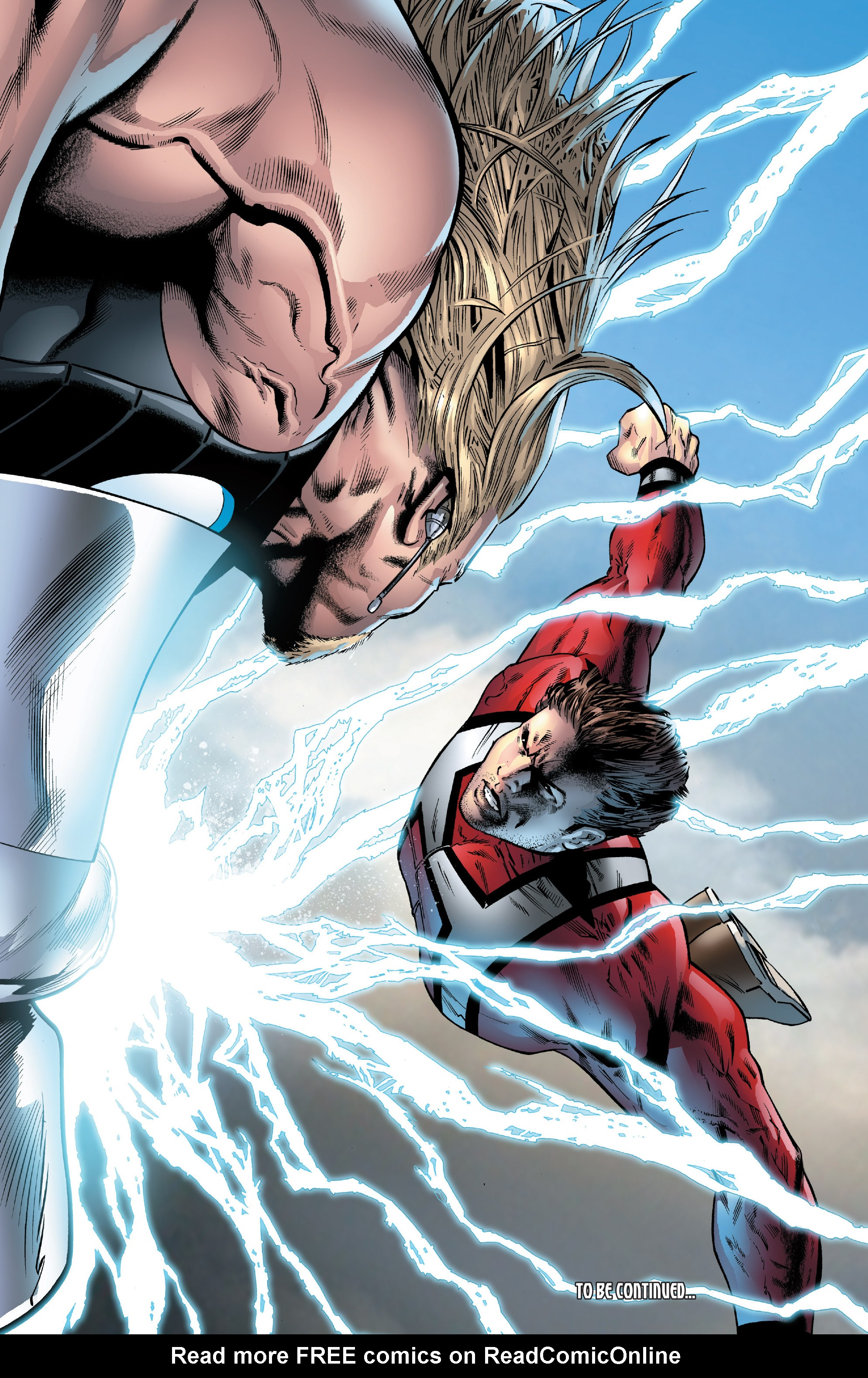 Read online Ultimate Power comic -  Issue #4 - 23