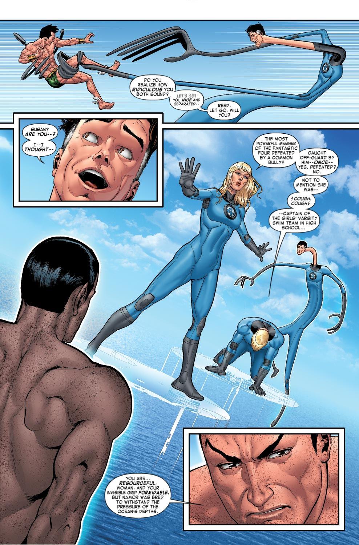 Read online Fantastic Four: Season One comic -  Issue # TPB - 98