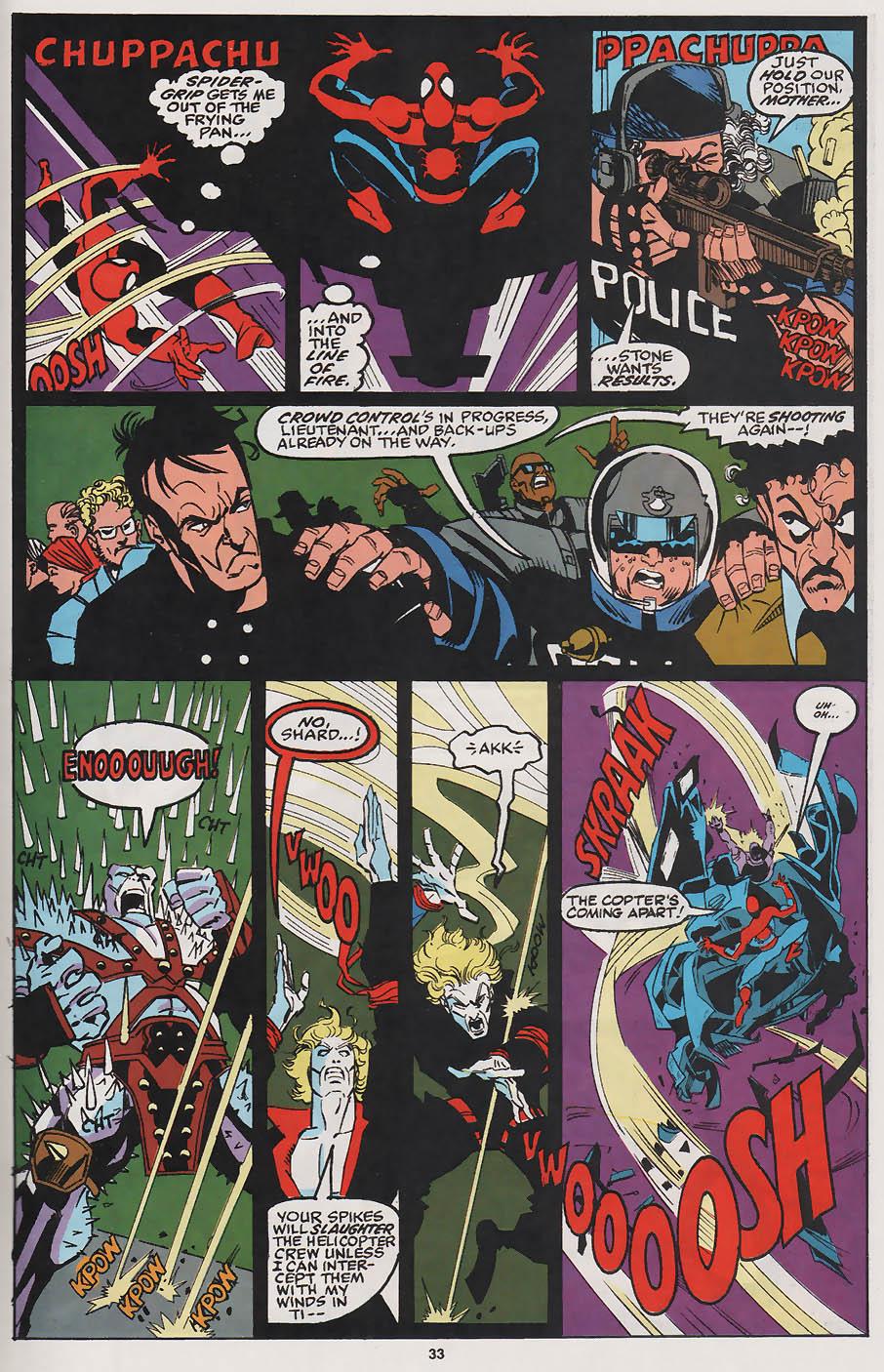 Web of Spider-Man (1985) _Annual 9 #9 - English 25