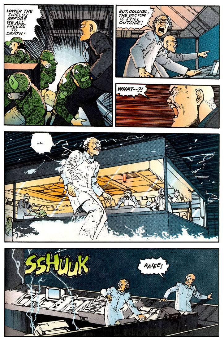 Read online Akira comic -  Issue #11 - 11