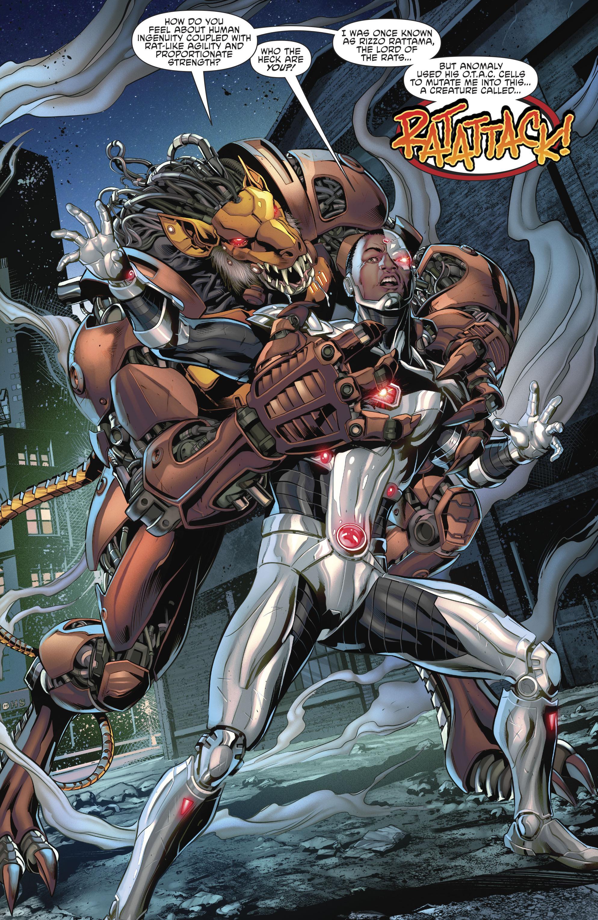 Read online Cyborg (2016) comic -  Issue #12 - 17