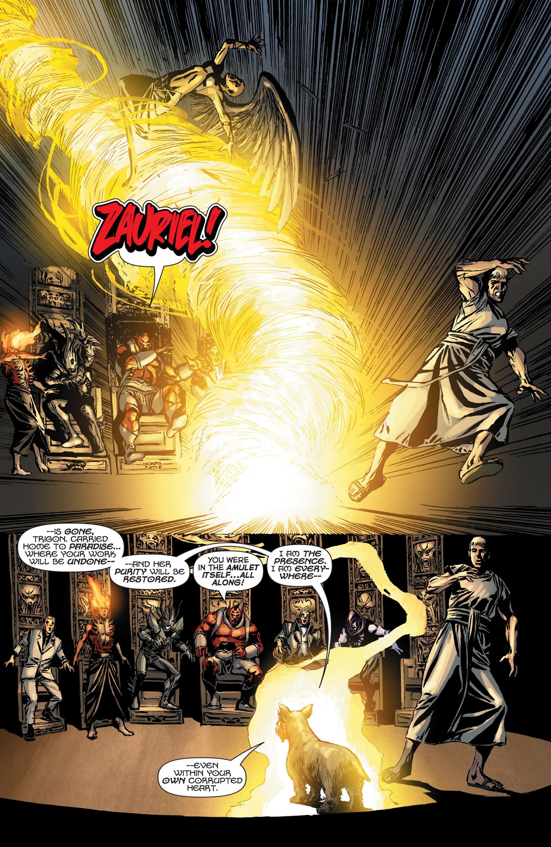 Read online Trinity of Sin: The Phantom Stranger: Futures End comic -  Issue # Full - 15