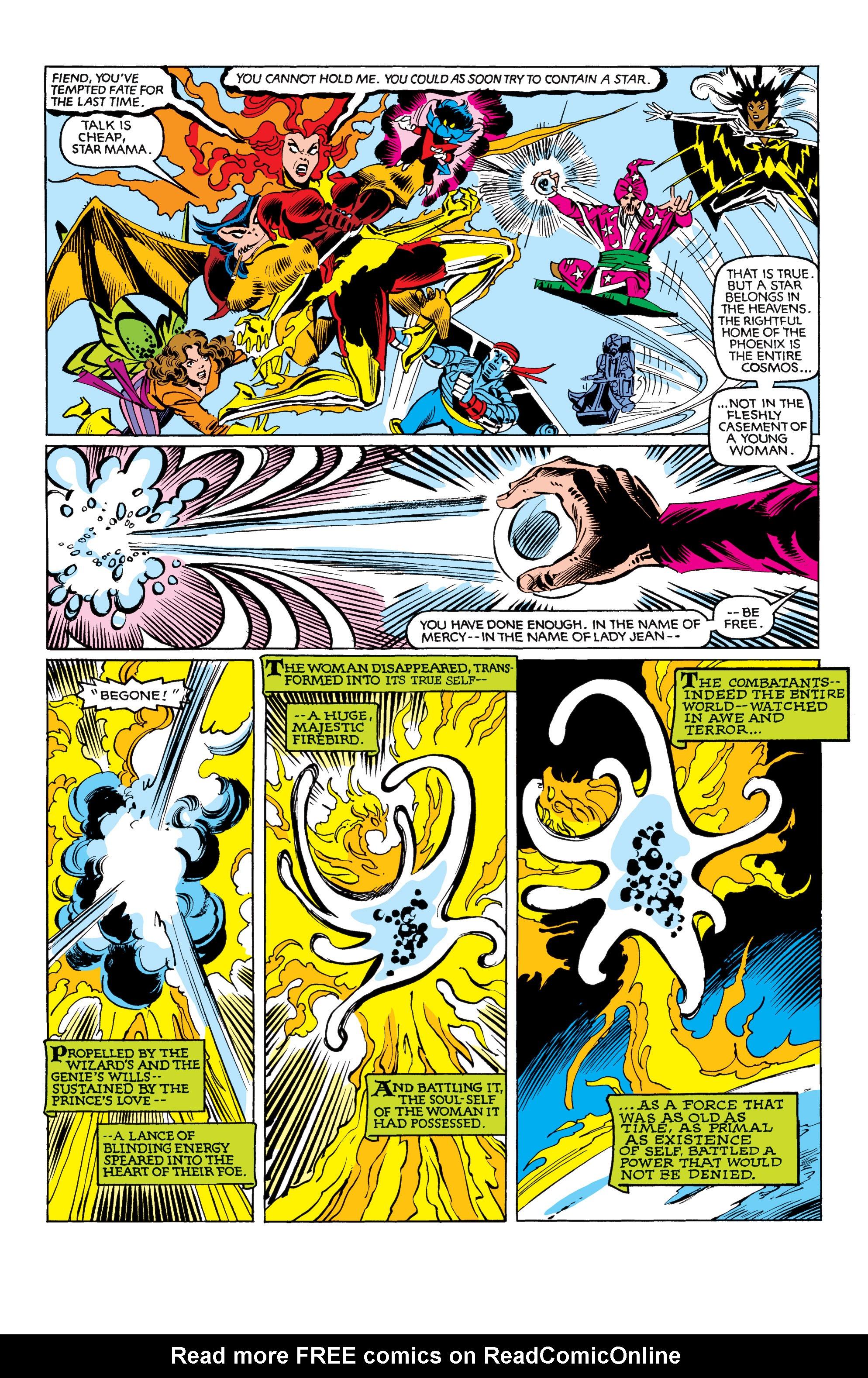 Read online Uncanny X-Men (1963) comic -  Issue #153 - 22