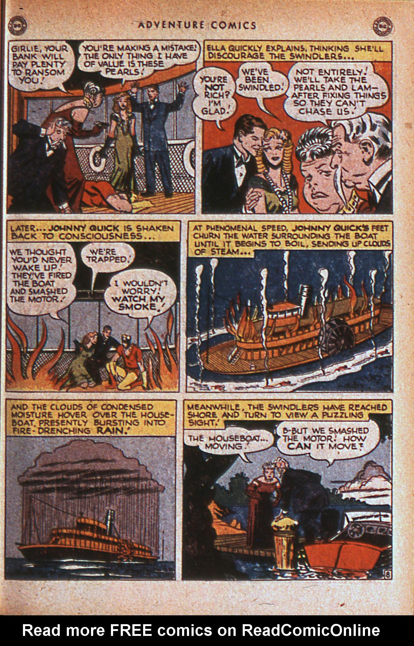 Read online Adventure Comics (1938) comic -  Issue #124 - 48