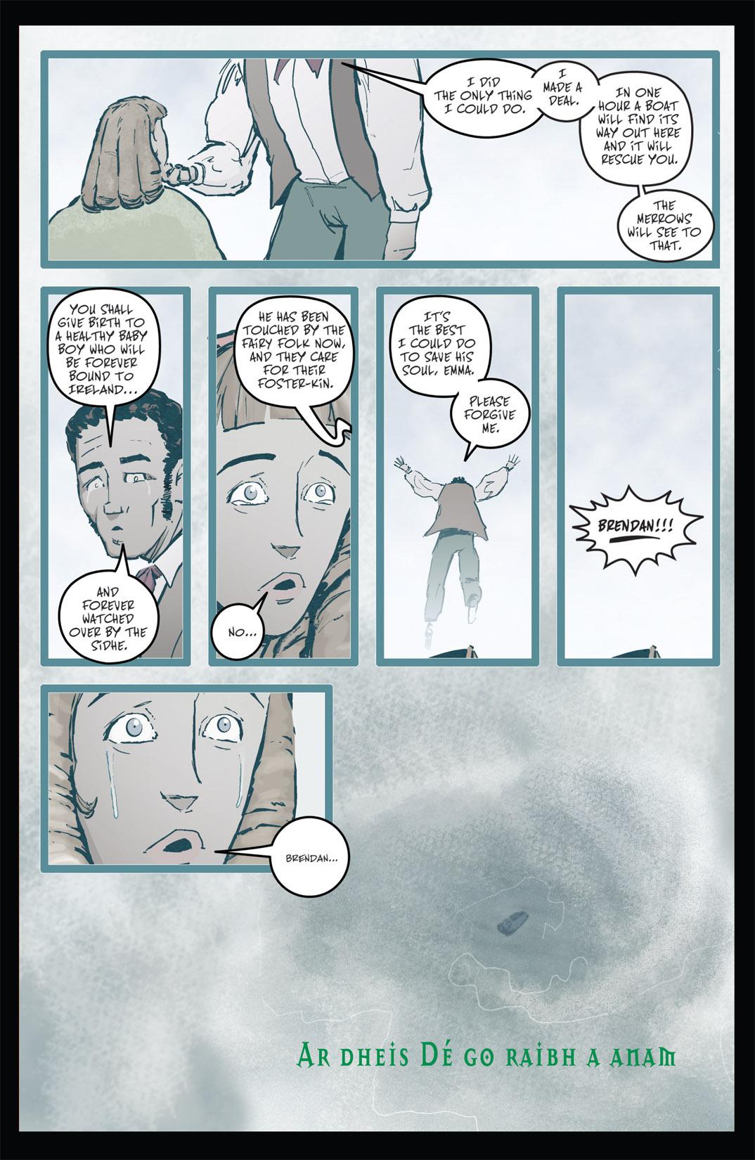 Read online Nightmare World comic -  Issue # Vol. 1 Thirteen Tales of Terror - 16